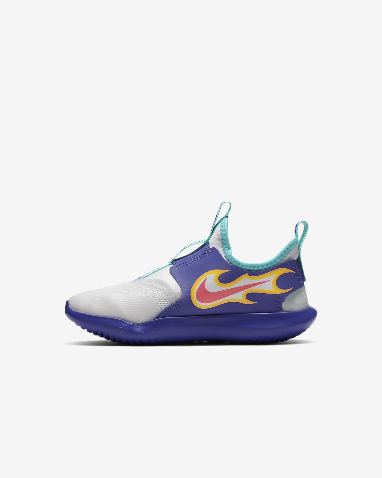 Nike Flex Runner Fire (PS) 幼童运动童鞋