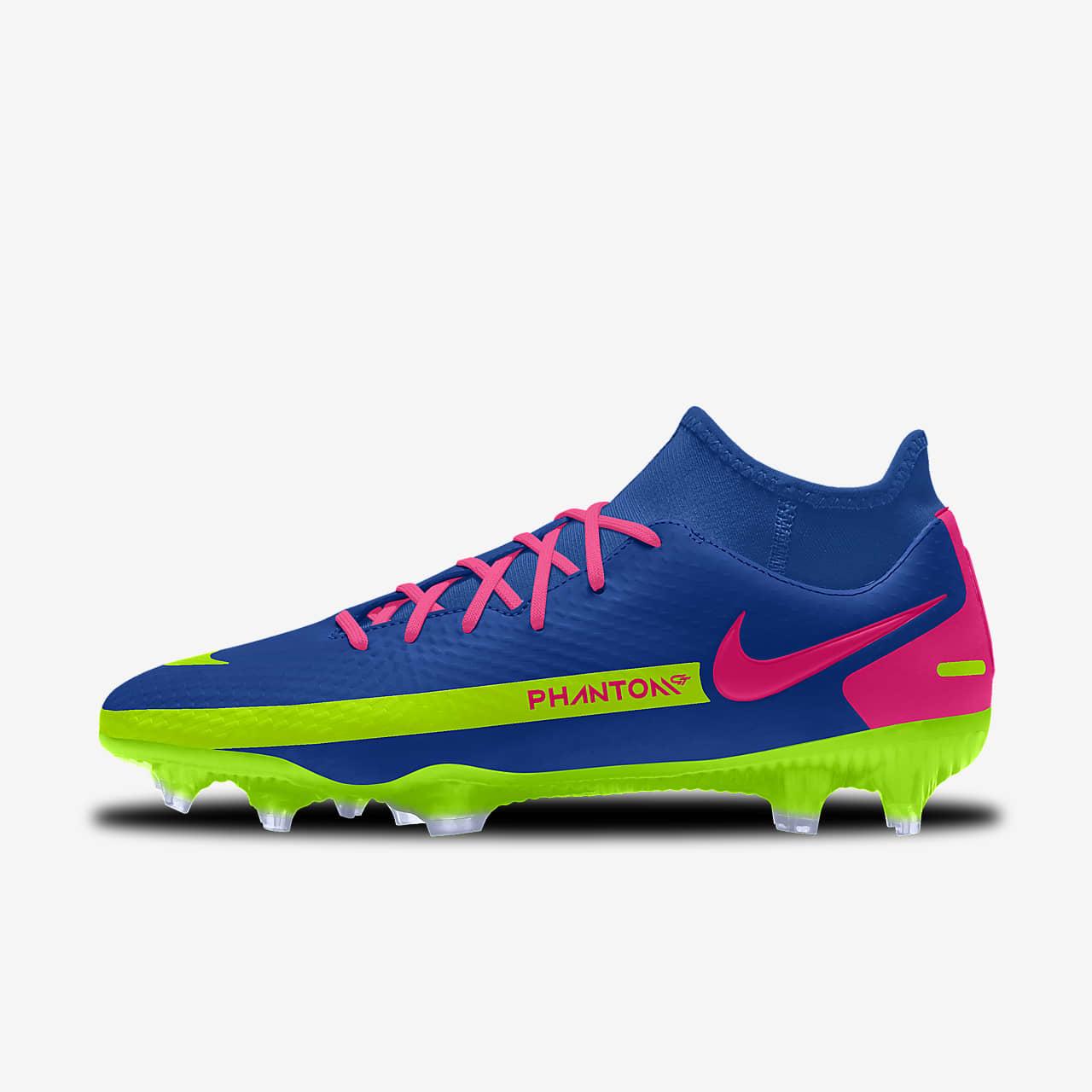 Nike Phantom GT Academy By You Custom Multi-Ground Football Boot