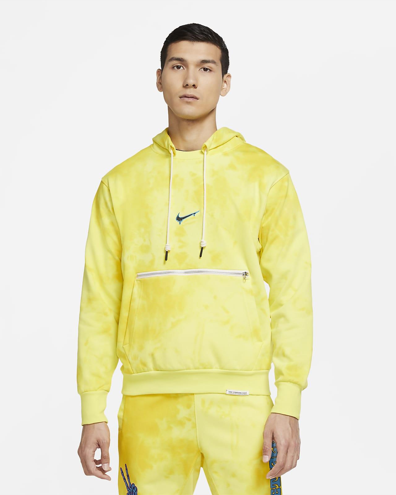 "Nike ""Peace, Love, Basketball"" Men's Basketball Pullover Hoodie"