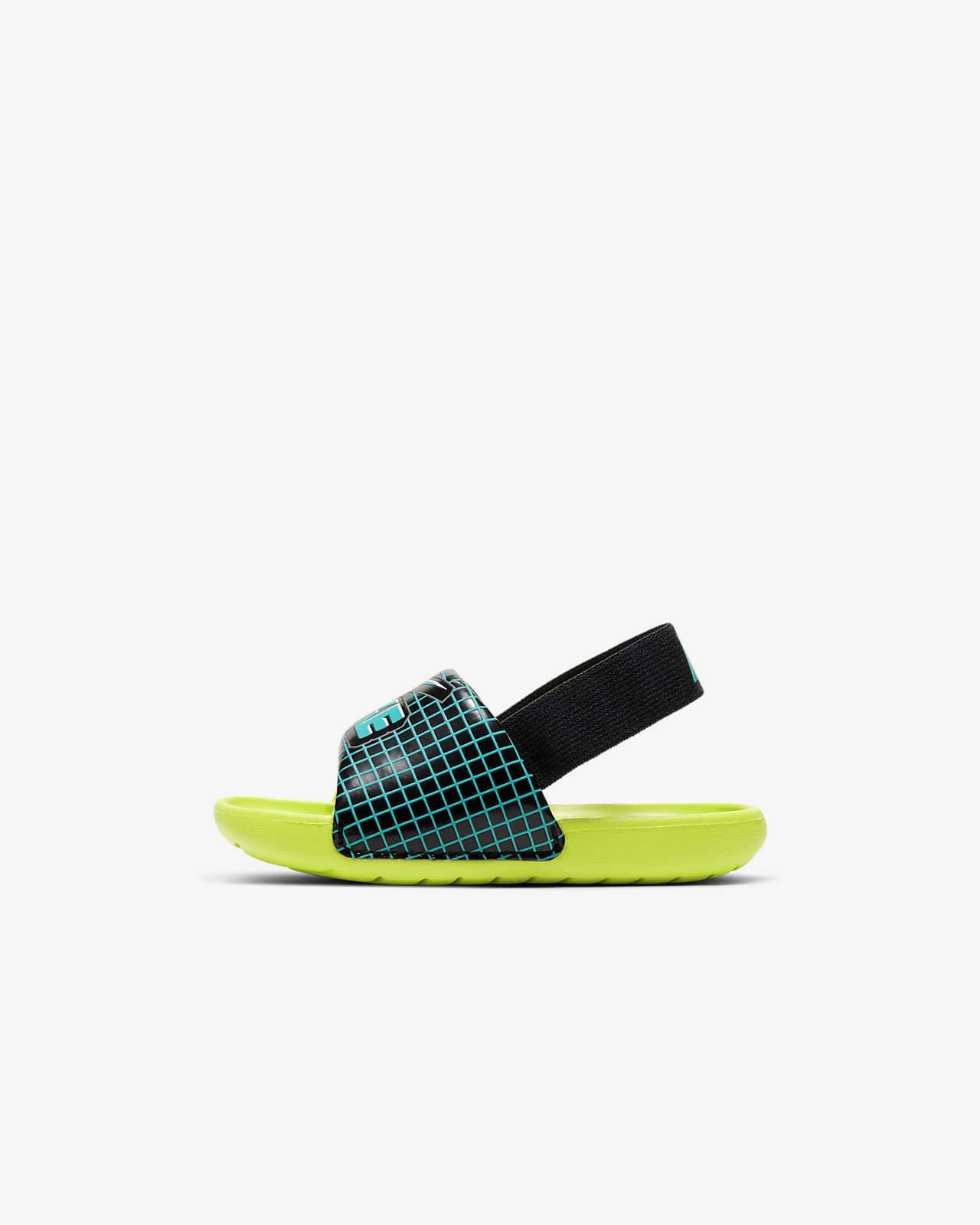 Chanclas para bebé e infantil Nike Kawa SE