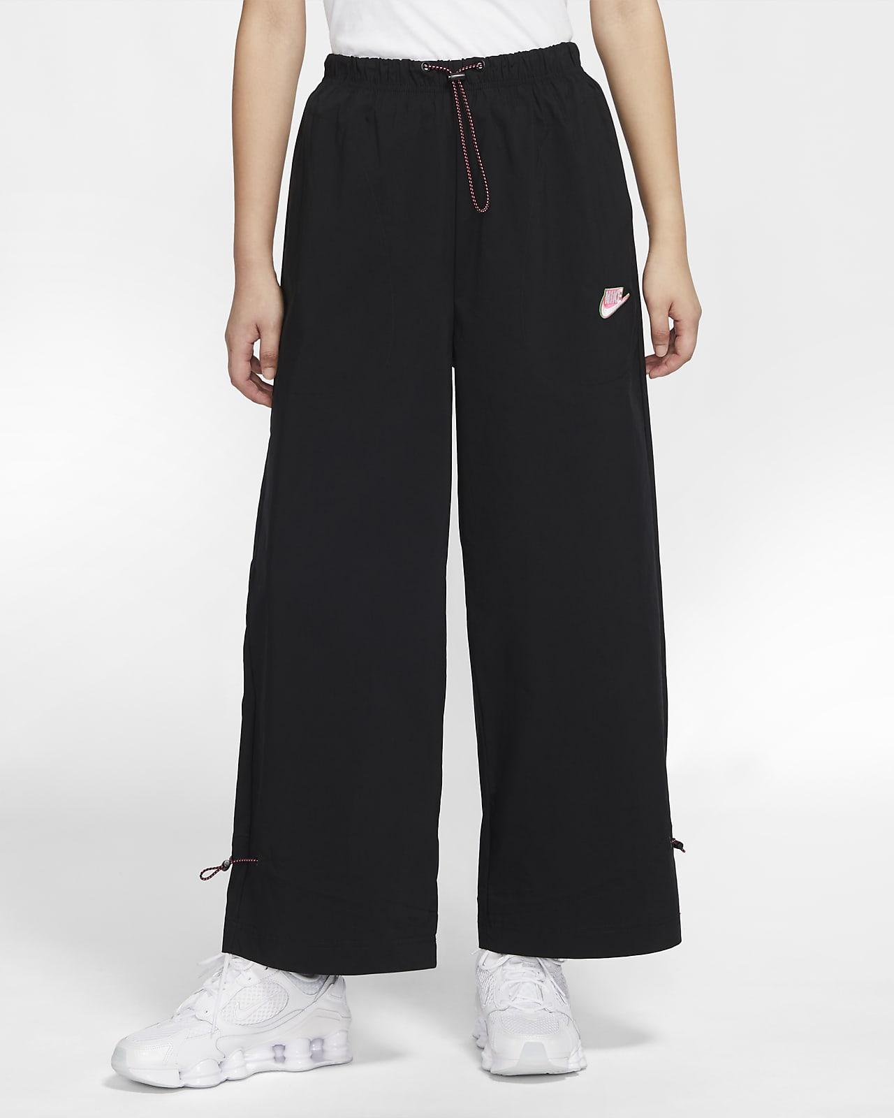 กางเกงผู้หญิง Nike Sportswear Icon Clash