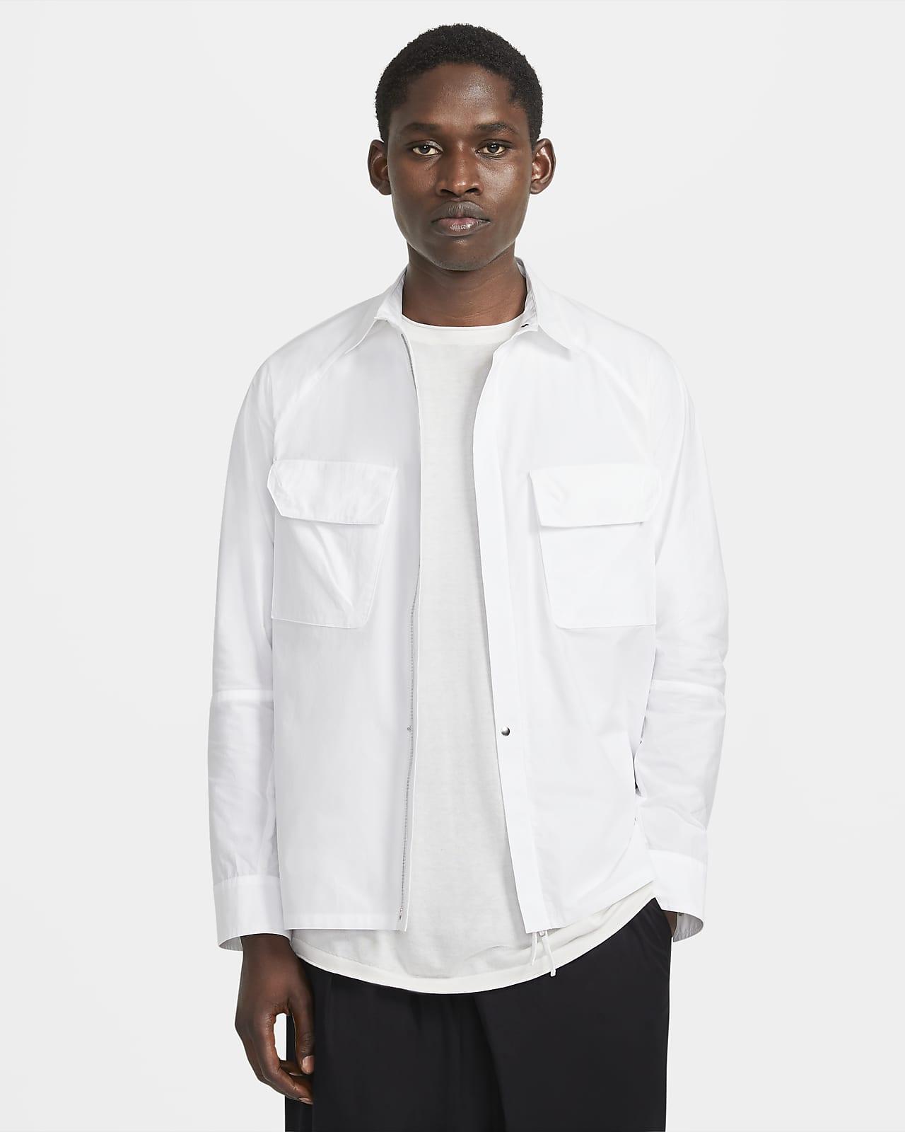 Pánská košilová bunda Nike ESC