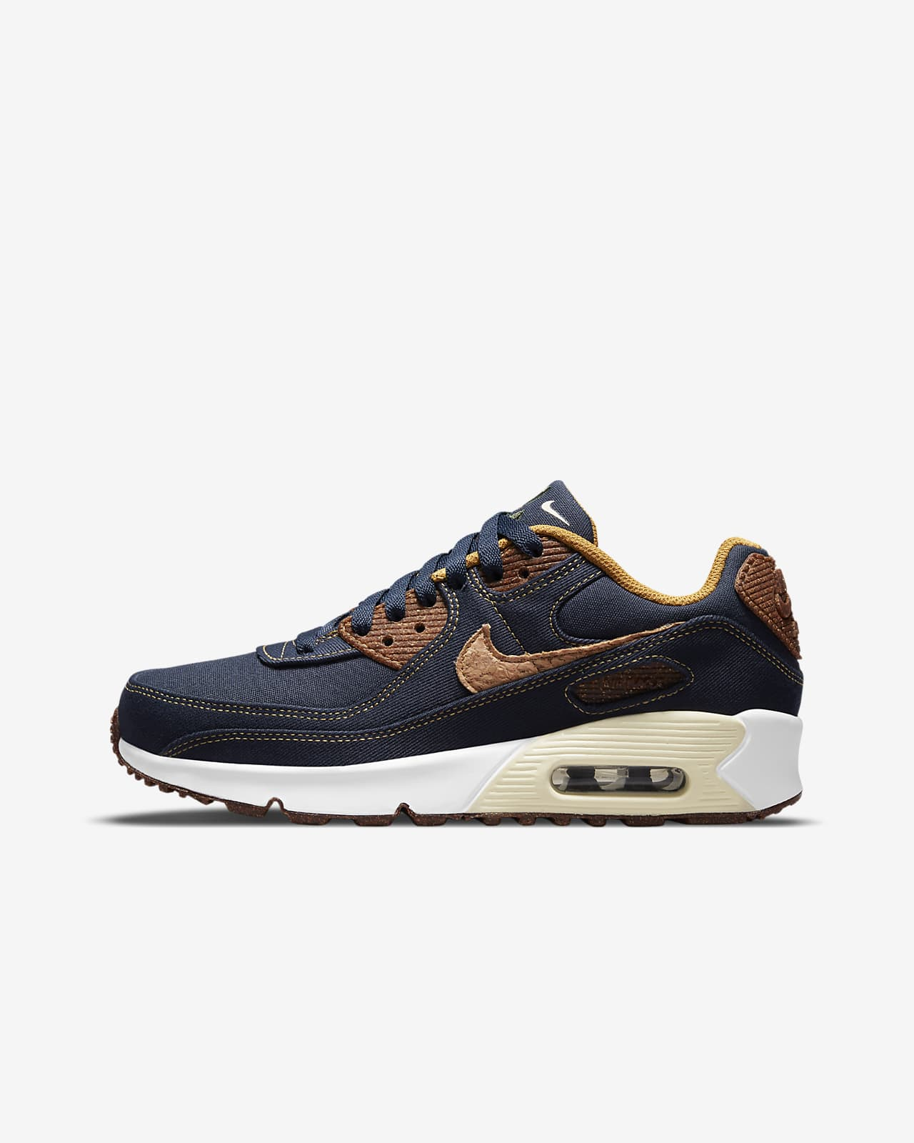 Nike Air Max 90 SE Older Kids' Shoe. Nike LU