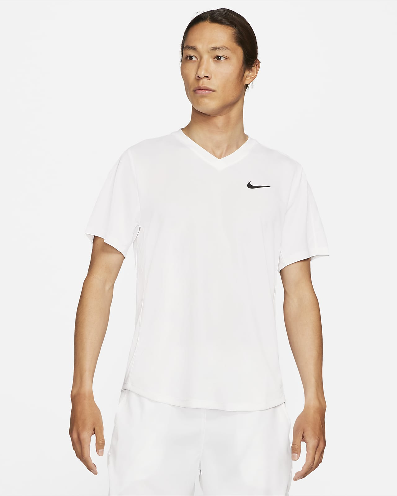 NikeCourt Dri-FIT Victory 男款網球上衣