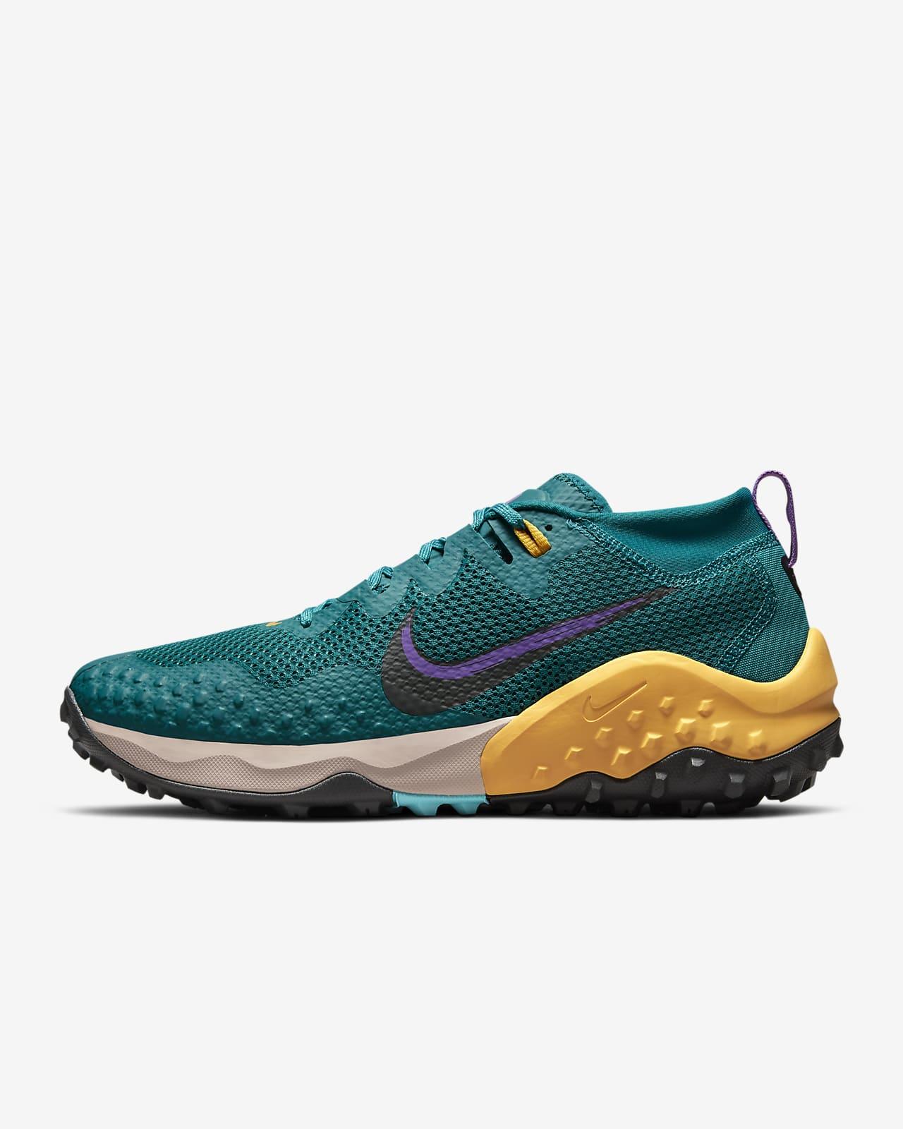 รองเท้าวิ่งเทรลผู้ชาย Nike Wildhorse 7