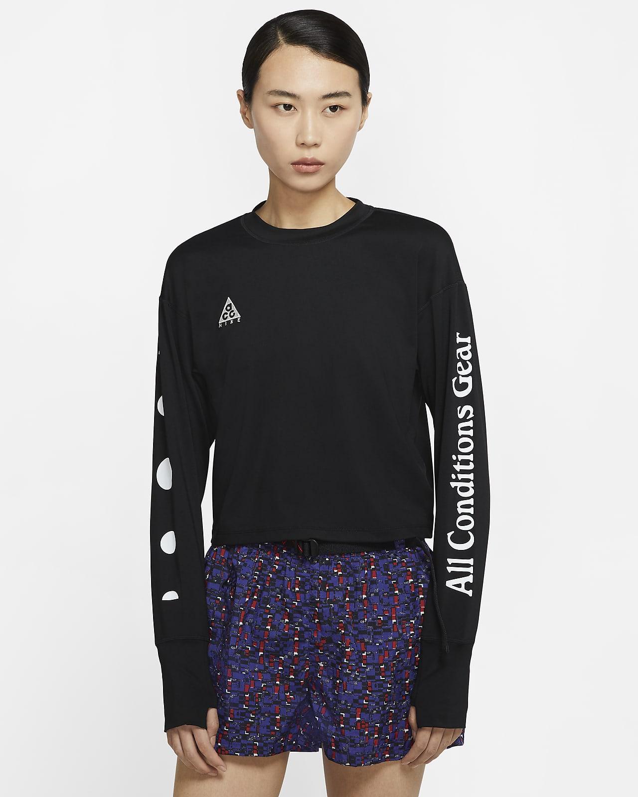 เสื้อ UV แขนยาวผู้หญิง Nike ACG
