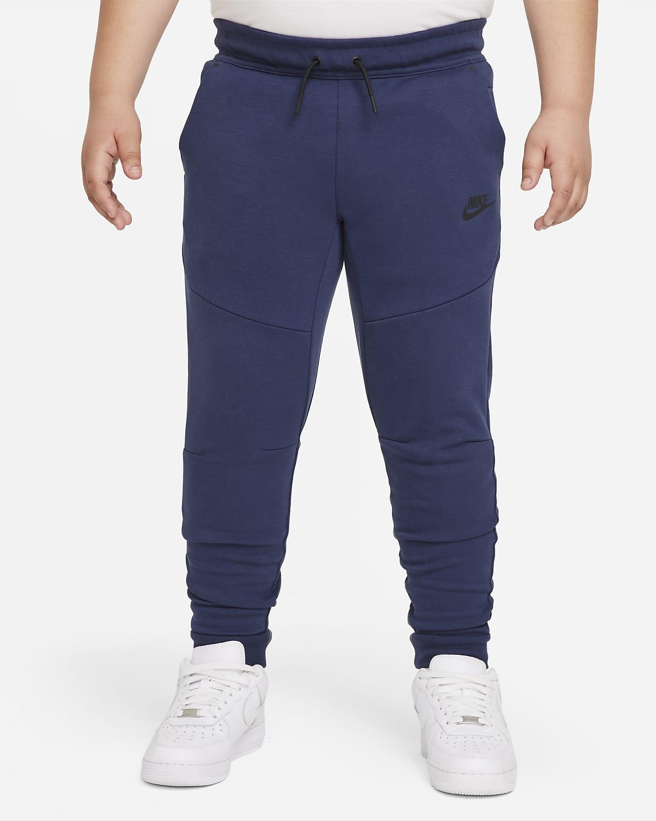 Nike Sportswear Tech Fleece Big Kids' (Boys') Pants (Extended Size)