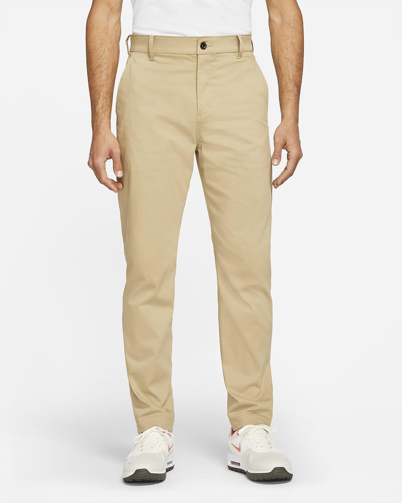 Pantalones Chinos De Golf De Ajuste Slim Para Hombre Nike Dri Fit Uv Nike Com