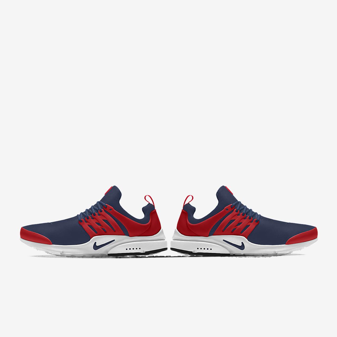 Nike Air Presto By You Custom Men's