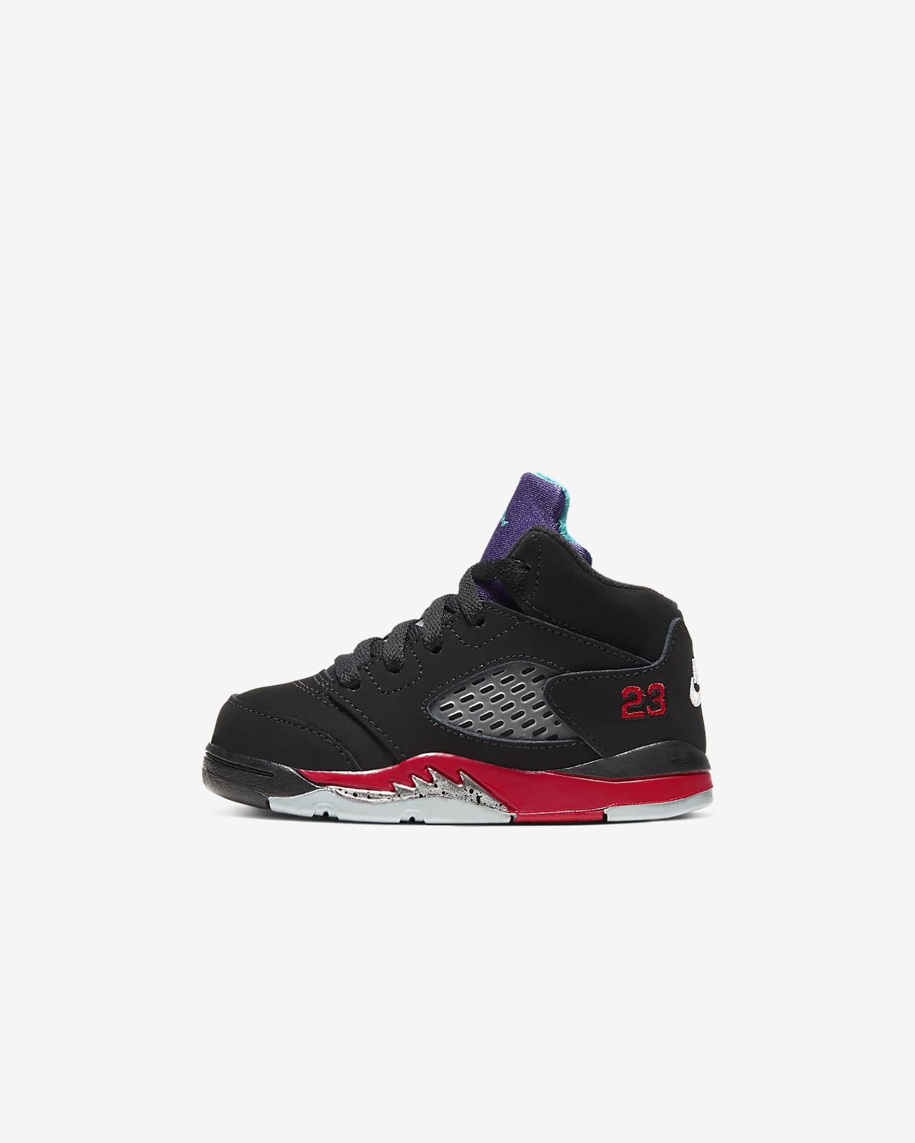 Jordan 5 Retro Baby and Toddler Shoe