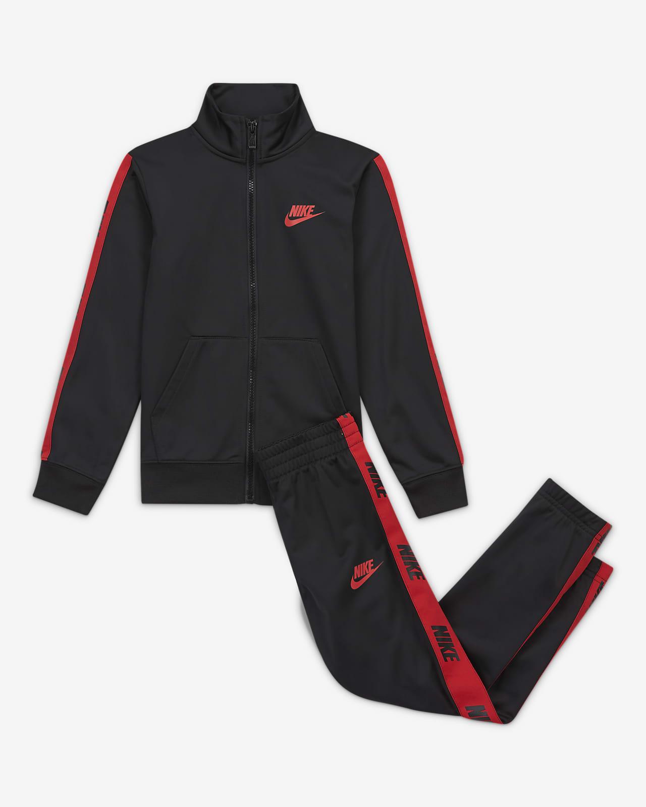 Set med jacka och byxor för barn Nike