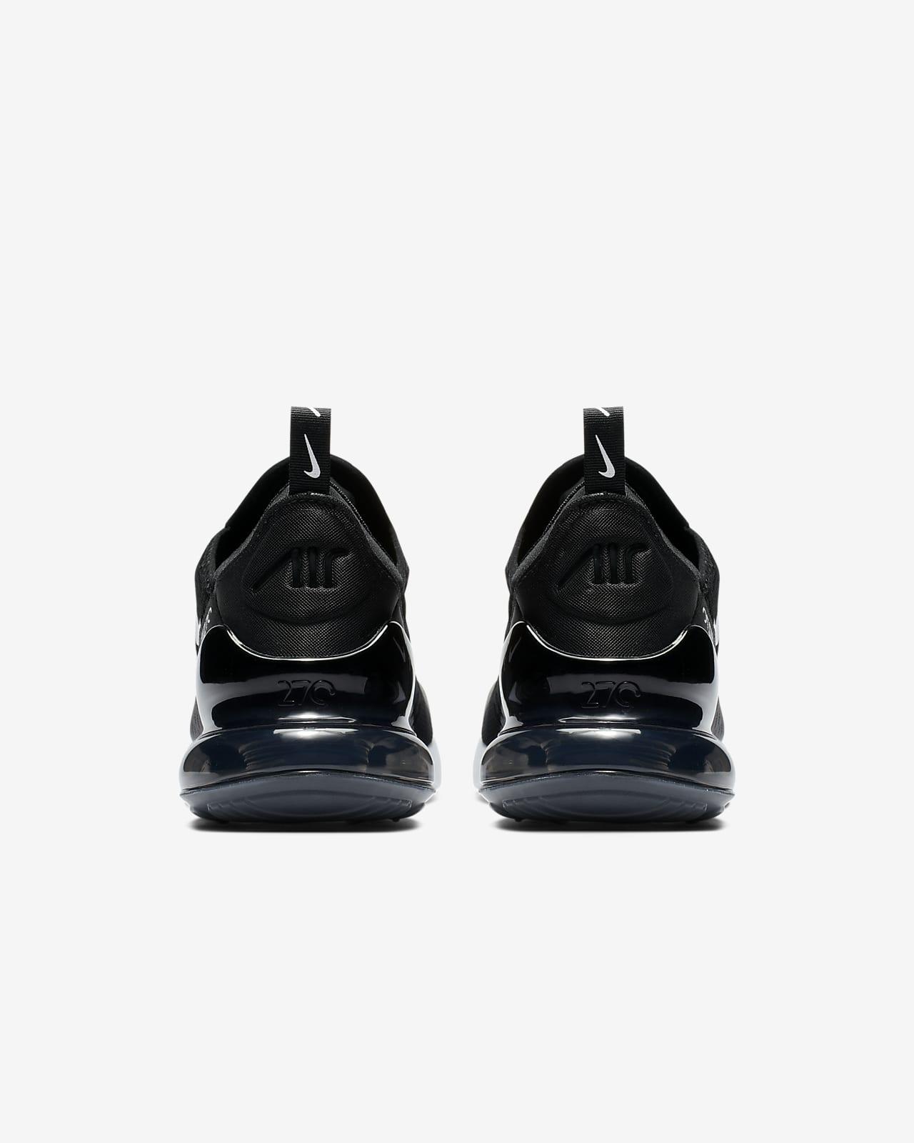 270 air max all black