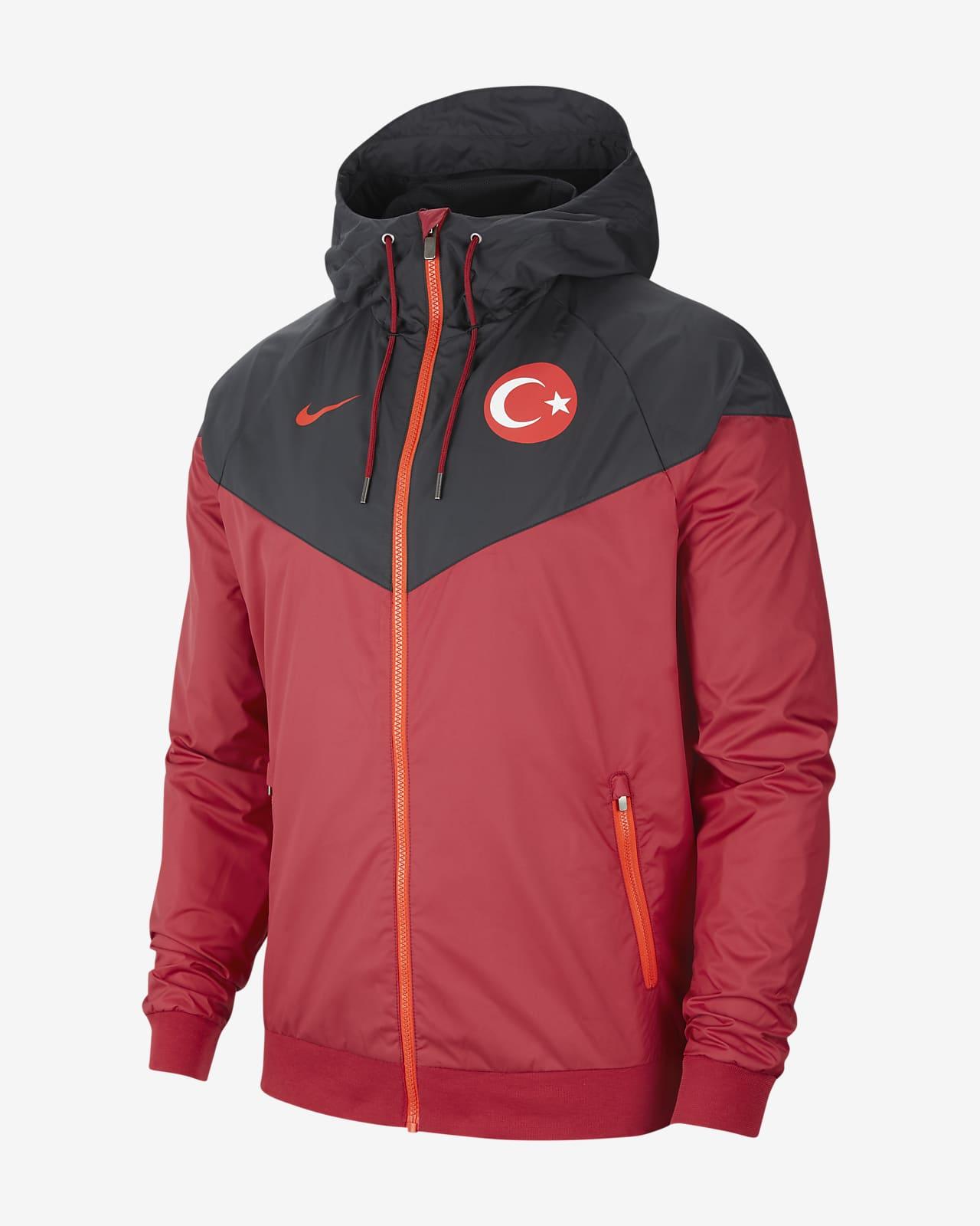Turkey Windrunner Men's Woven Jacket