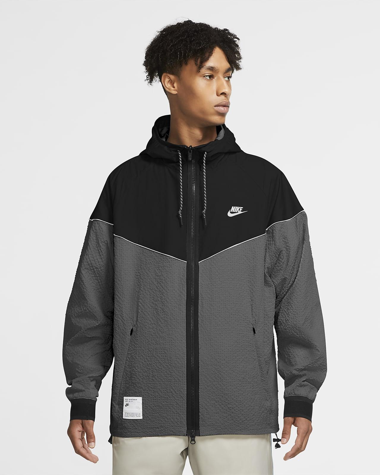 pelle pentirsi Omettere  Giacca woven Nike Sportswear - Uomo. Nike IT