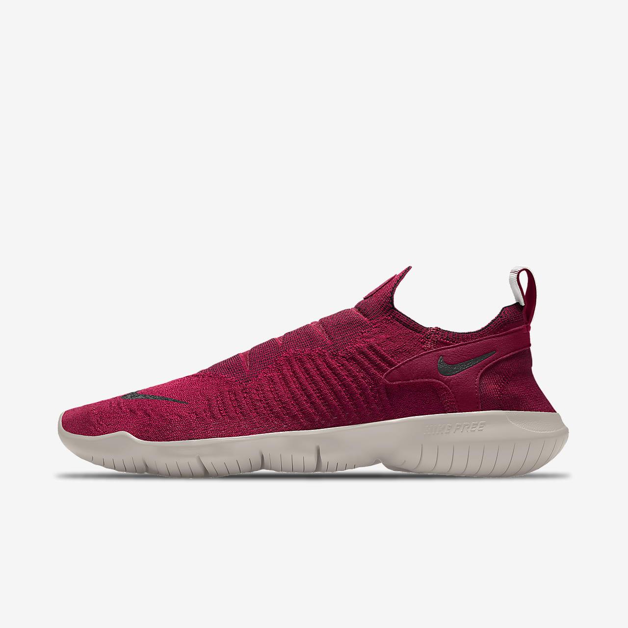 Nike Free RN Flyknit 3.0 By You Custom 女子跑步鞋