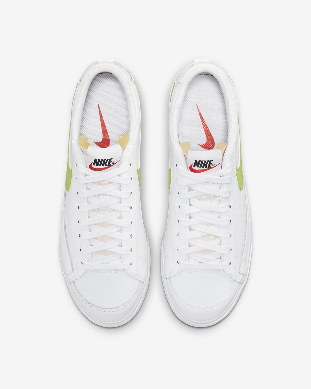 Nike Blazer Low Platform Women's Shoes. Nike SA
