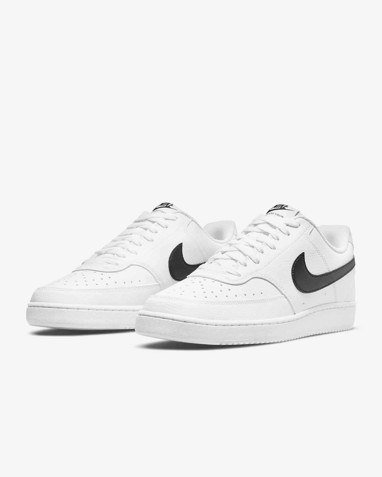 Chaussures Nike Court Vision Low Next Nature pour Homme. Nike LU