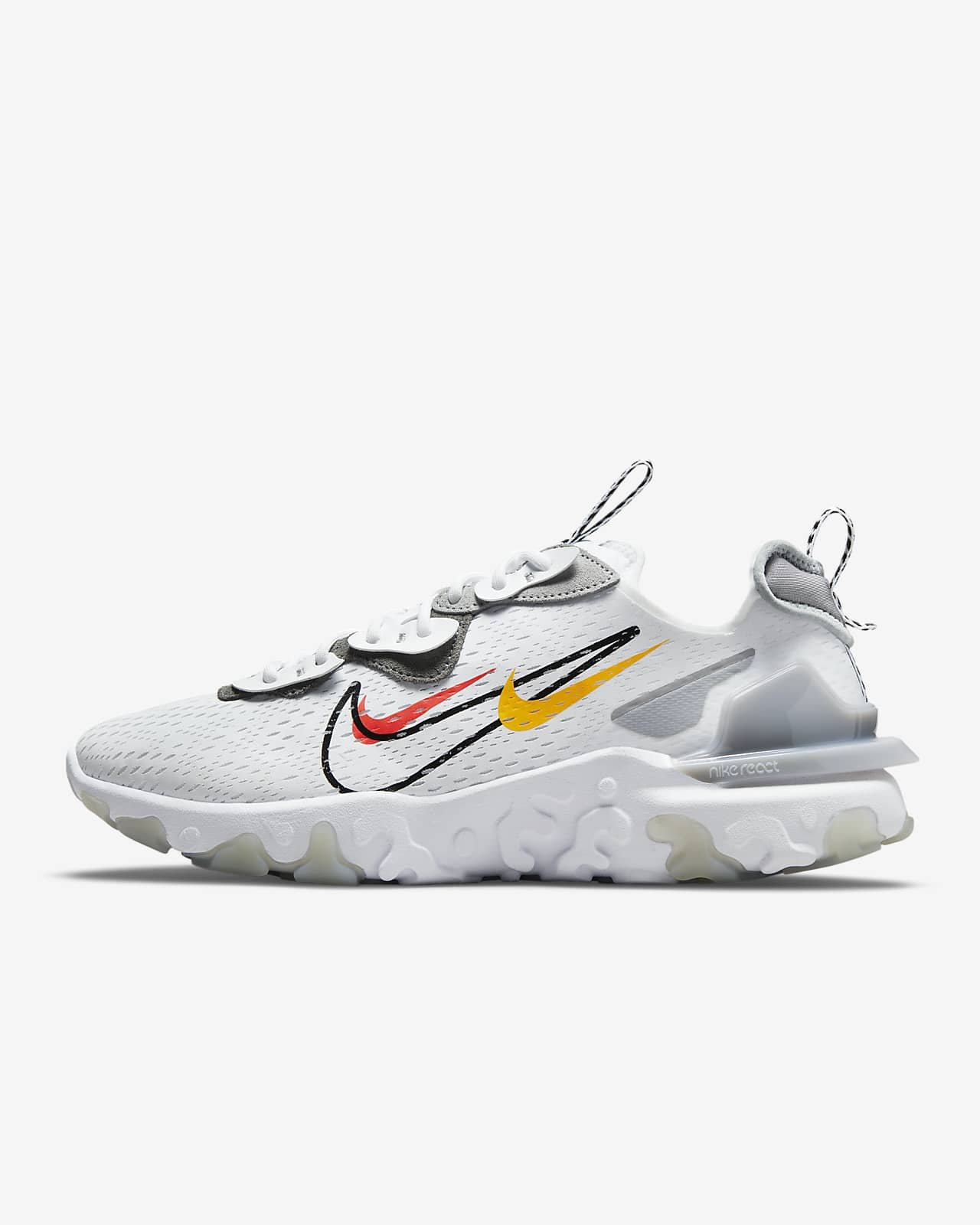 Nike React Vision Men's Shoes. Nike LU