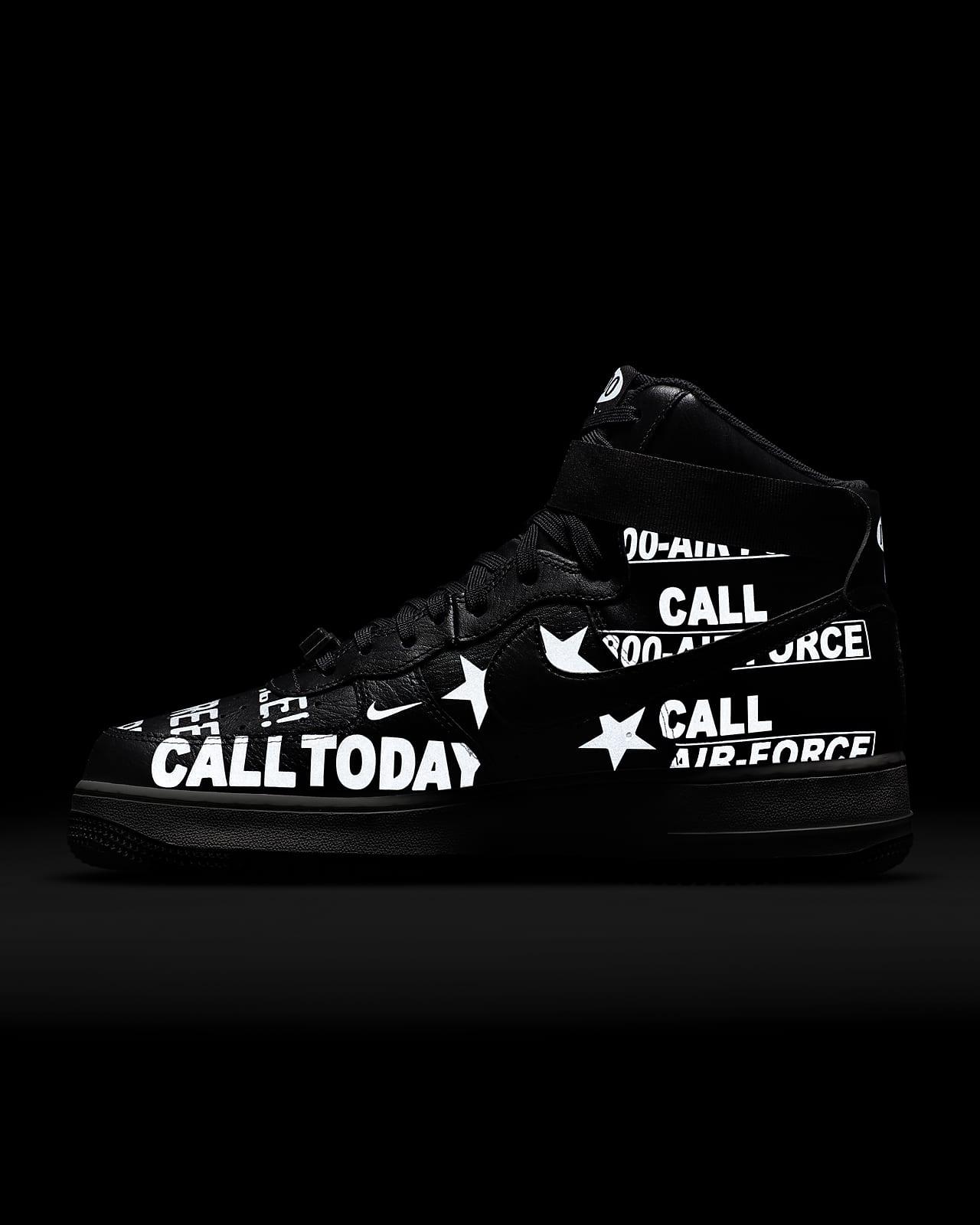 Chaussure Nike Air Force 1 High '07 Premium pour Homme