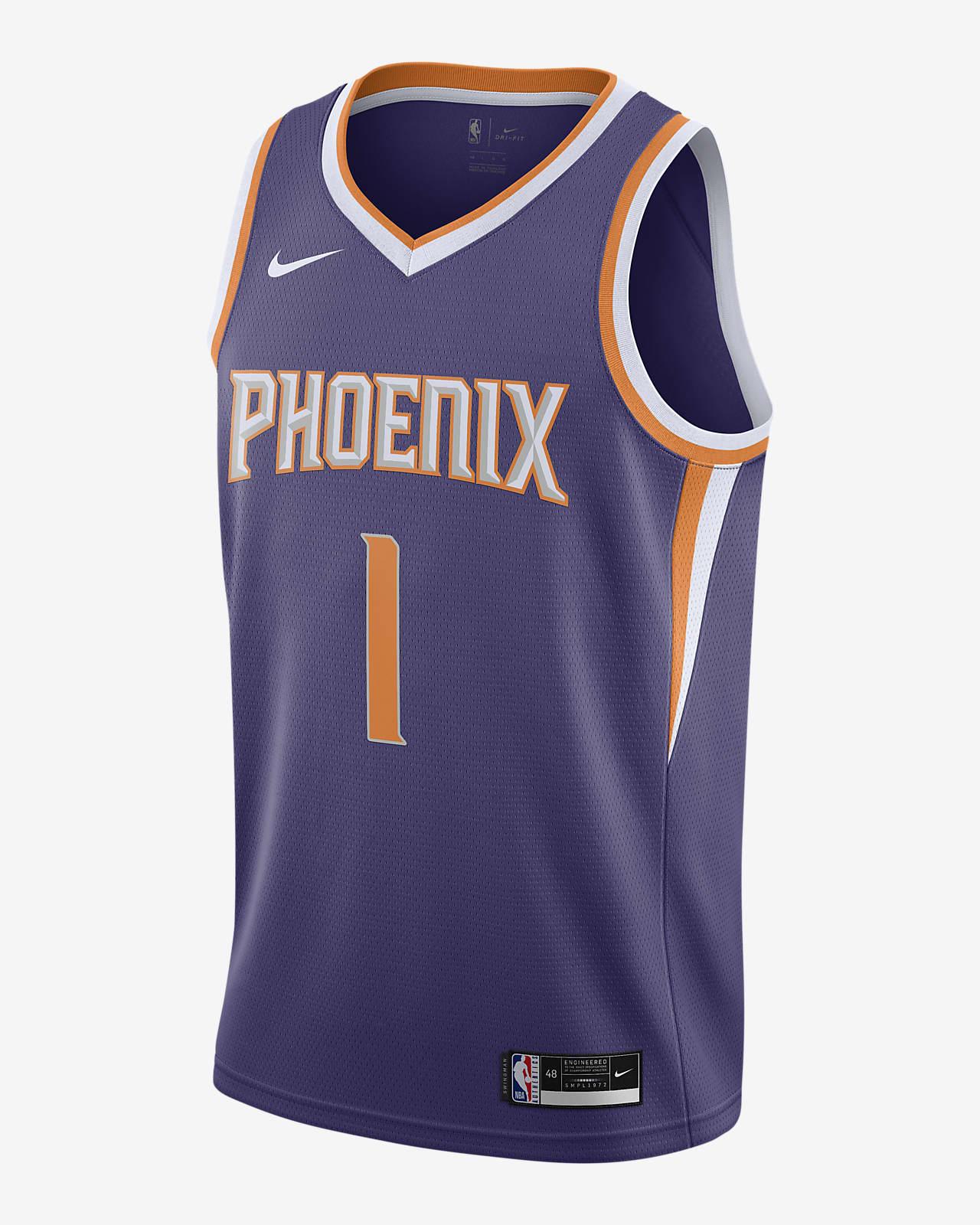 Devin Booker Suns Icon Edition 2020 Nike NBA Swingman Jersey