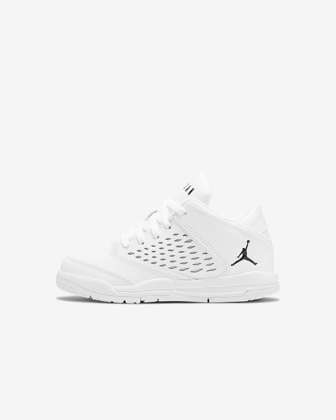 Jordan Flight Origin 4 Younger Kids' Shoe