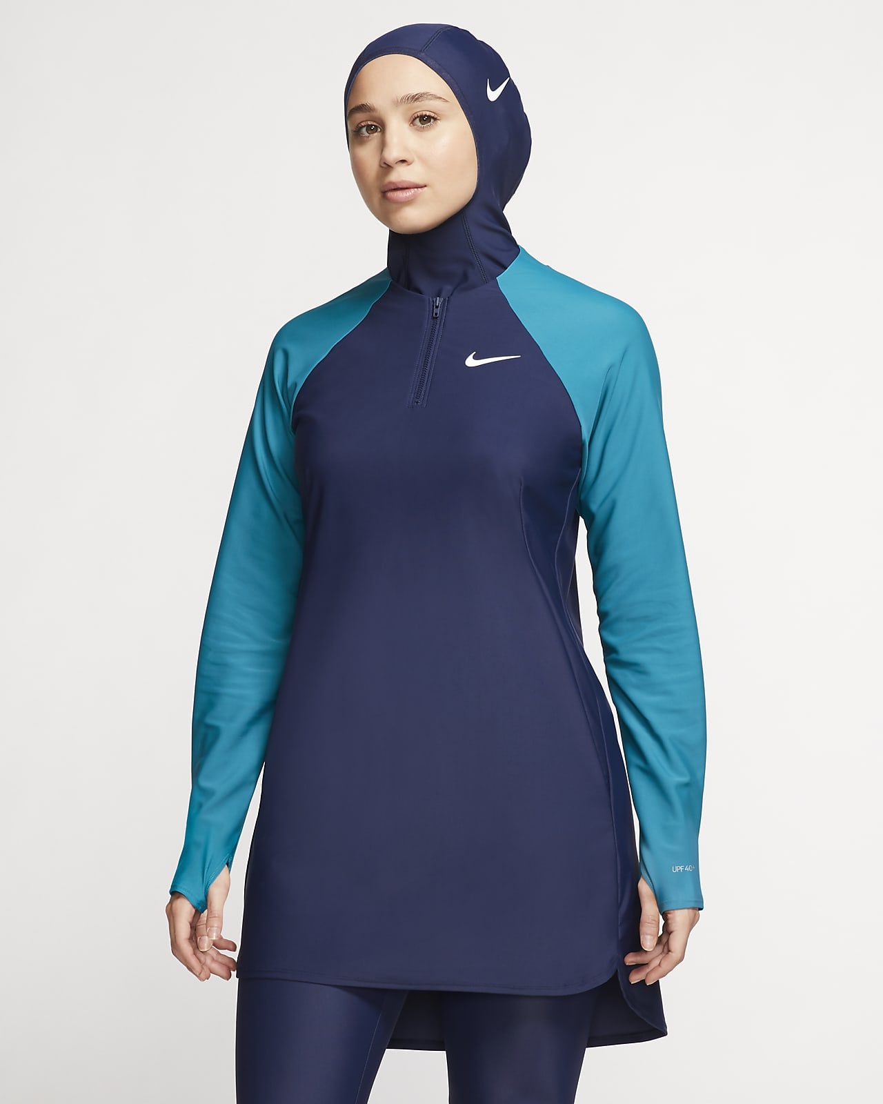 Nike Victory Women's Full-Coverage Swim Tunic
