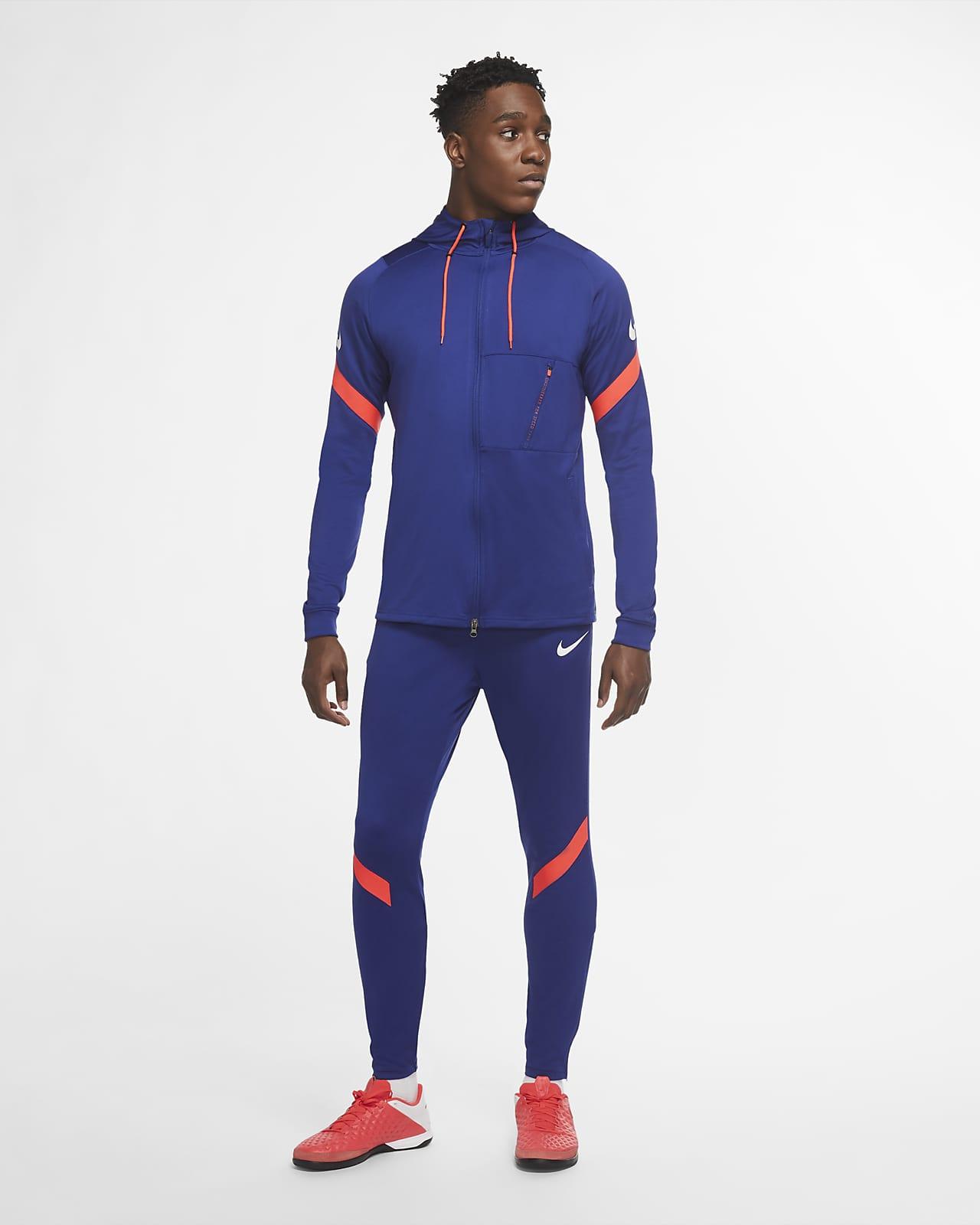 Nike Dri-FIT Strike Men's Knit Football Tracksuit