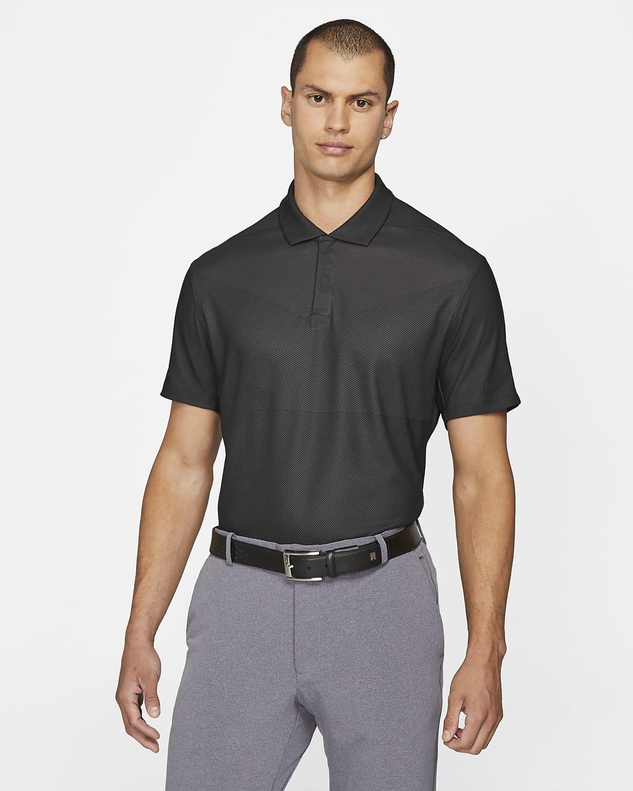 Polo de golf Nike Dri-FIT ADV Tiger Woods pour Homme
