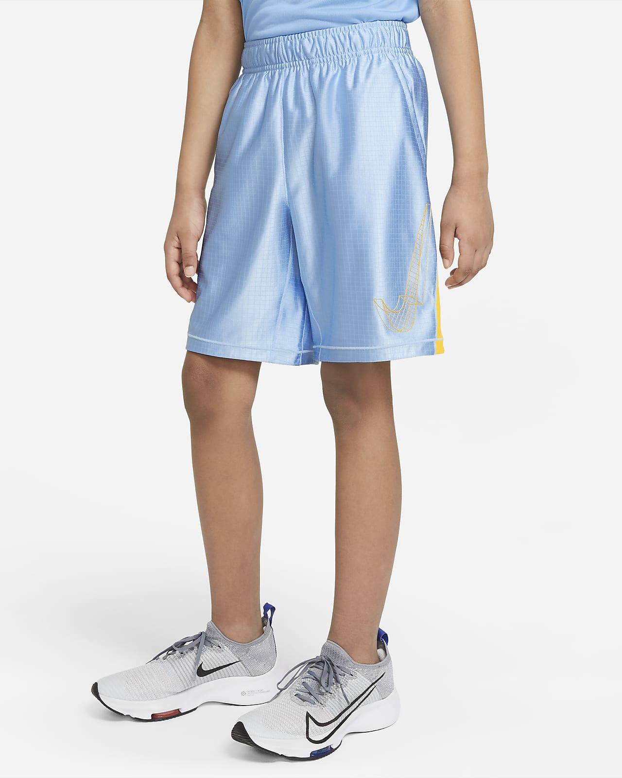 Nike Dri-FIT-shorts med grafik til store børn (drenge)