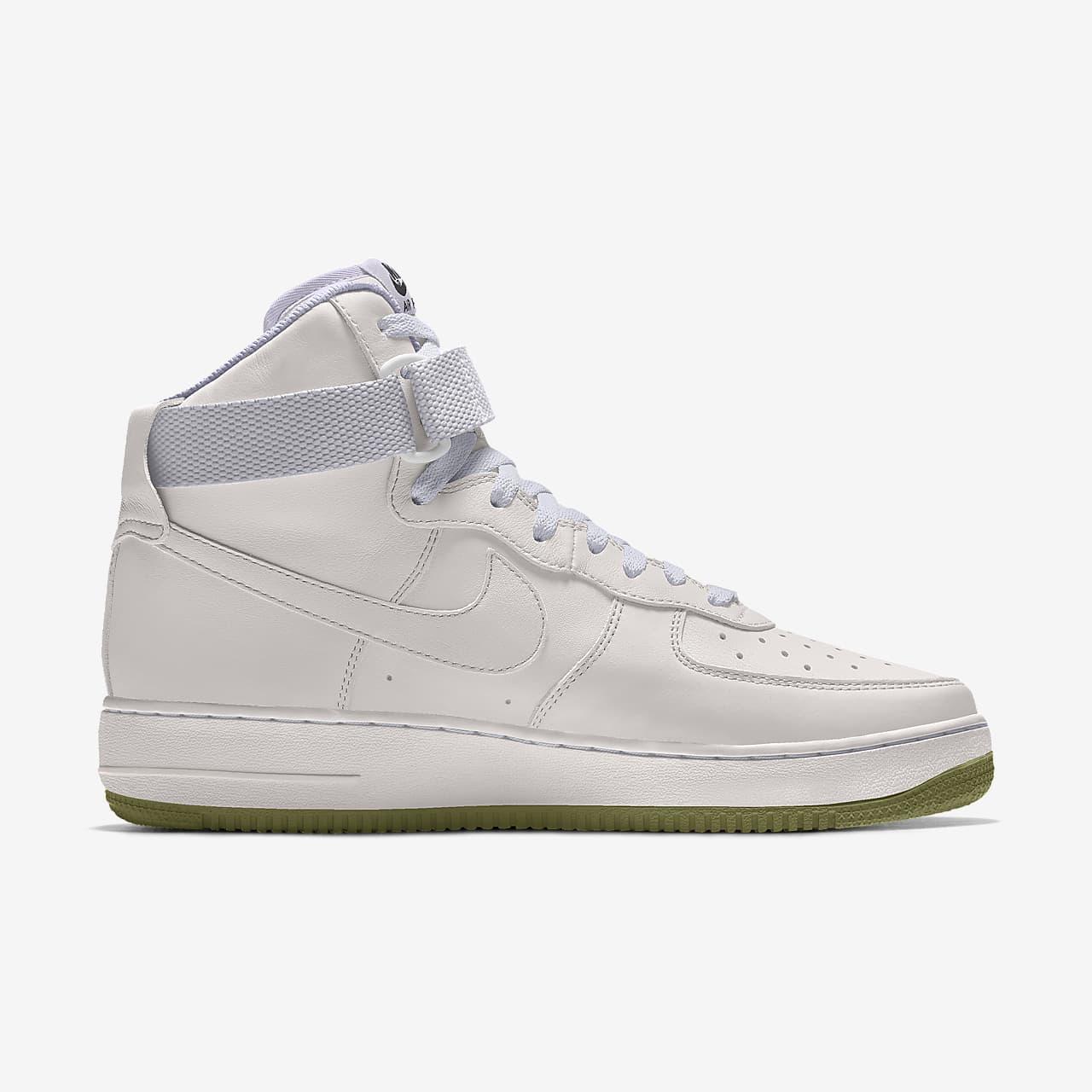 zapatillas nike air 1 force gris