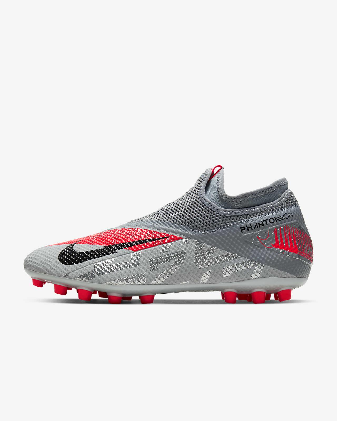 Nike Phantom Vision 2 Academy Dynamic Fit AG Voetbalschoen (kunstgras)