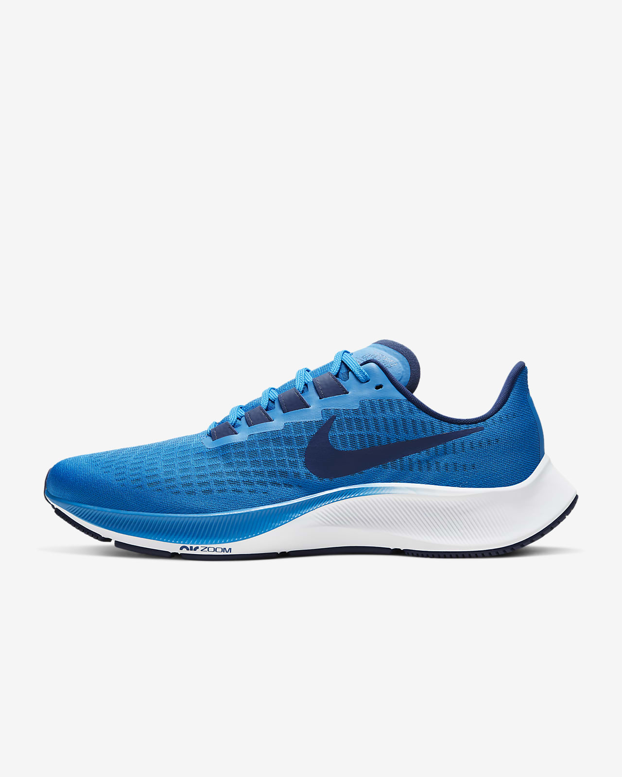 nike air zoom bleu