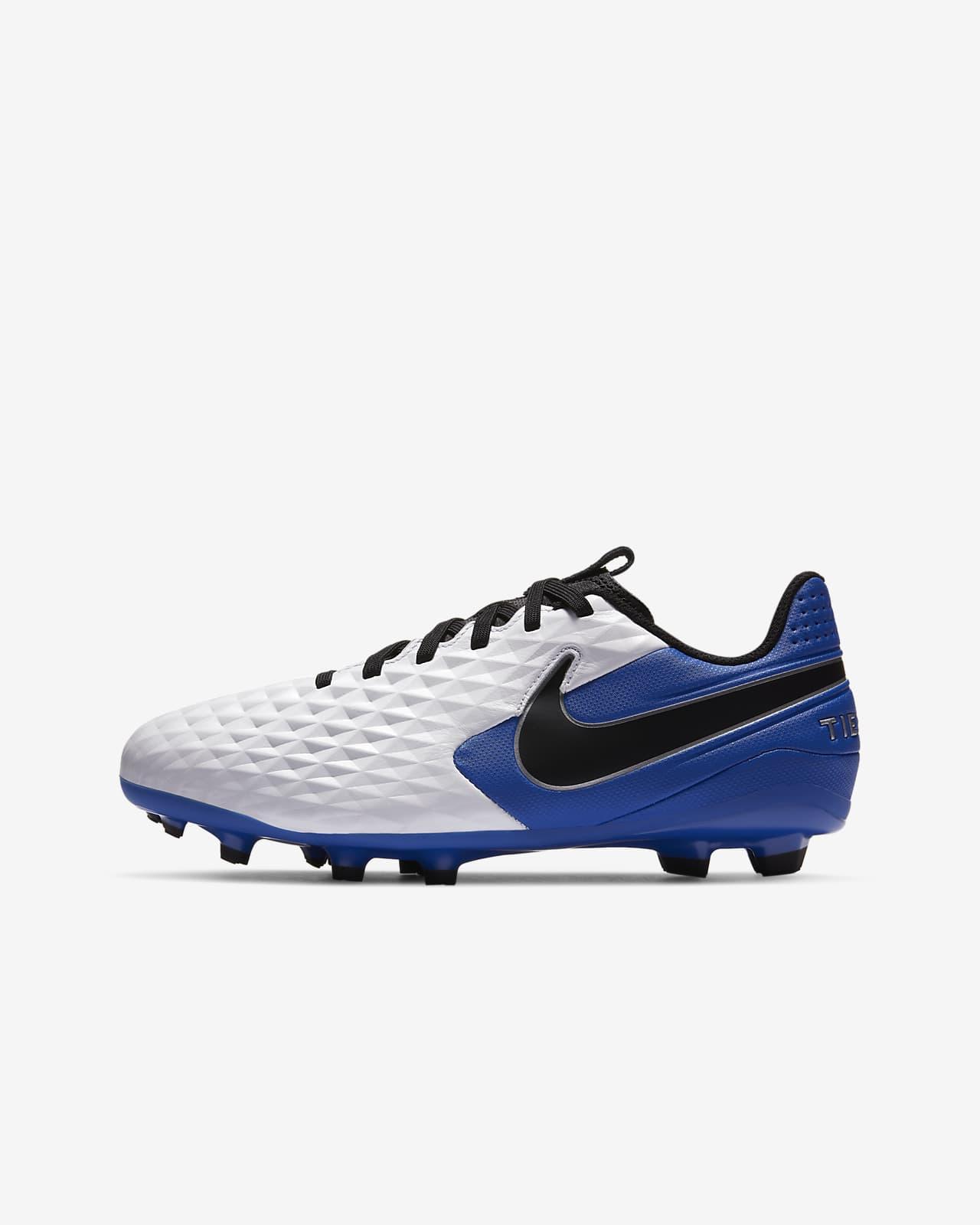 nike chaussures de football enfant