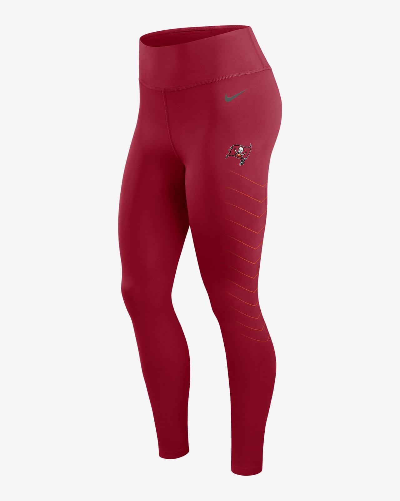 Leggings para mujer Nike Dri-FIT (NFL Tampa Bay Buccaneers)
