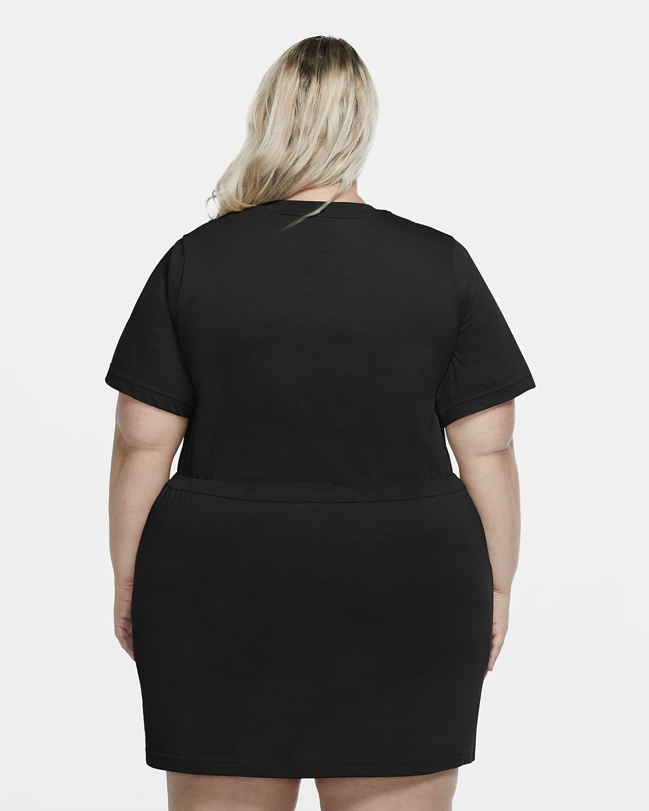 Vestido Para Mujer Talla Grande Nike Sportswear Icon Clash Nike Pr