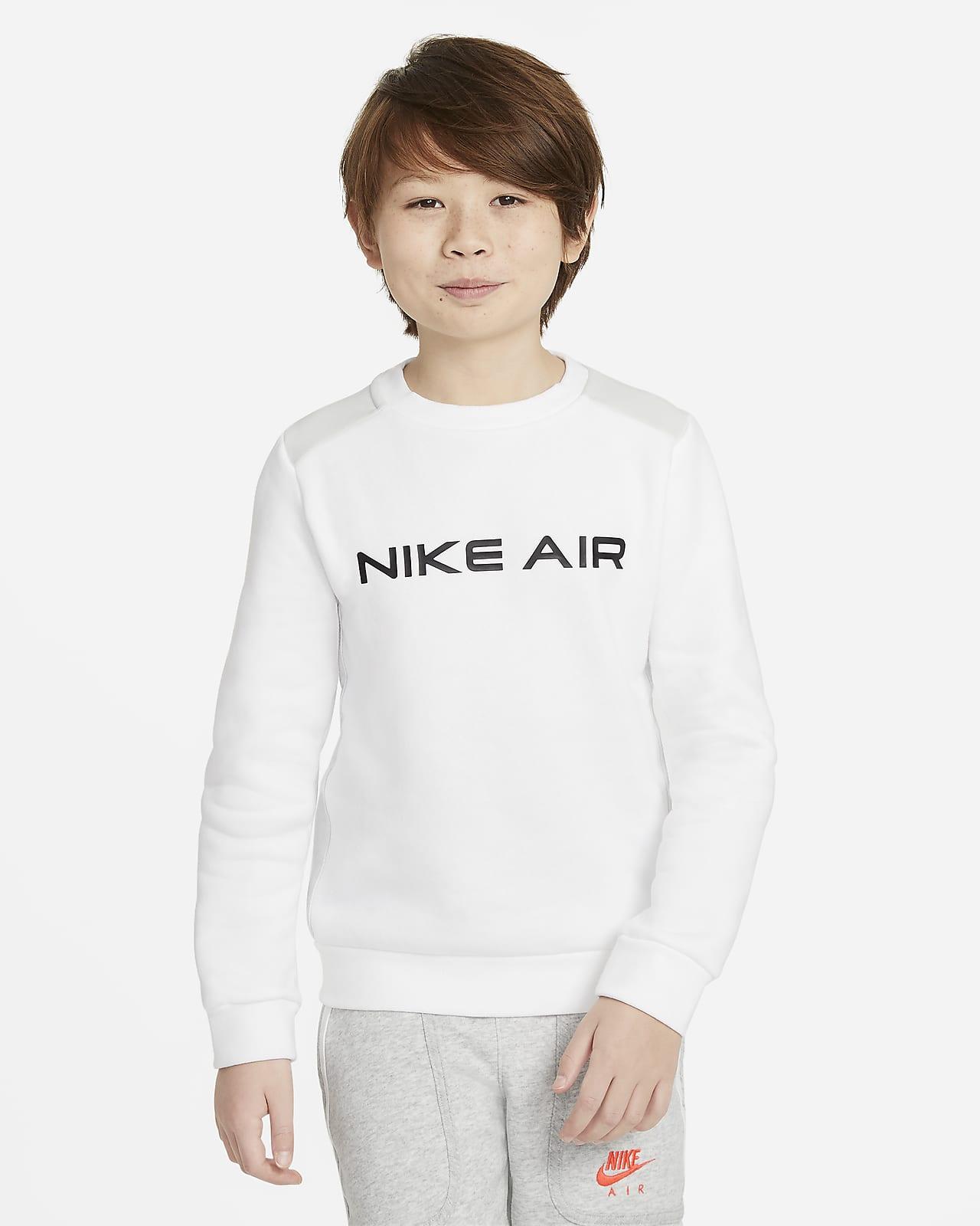 Nike Air Rundhalsshirt für ältere Kinder (Jungen)