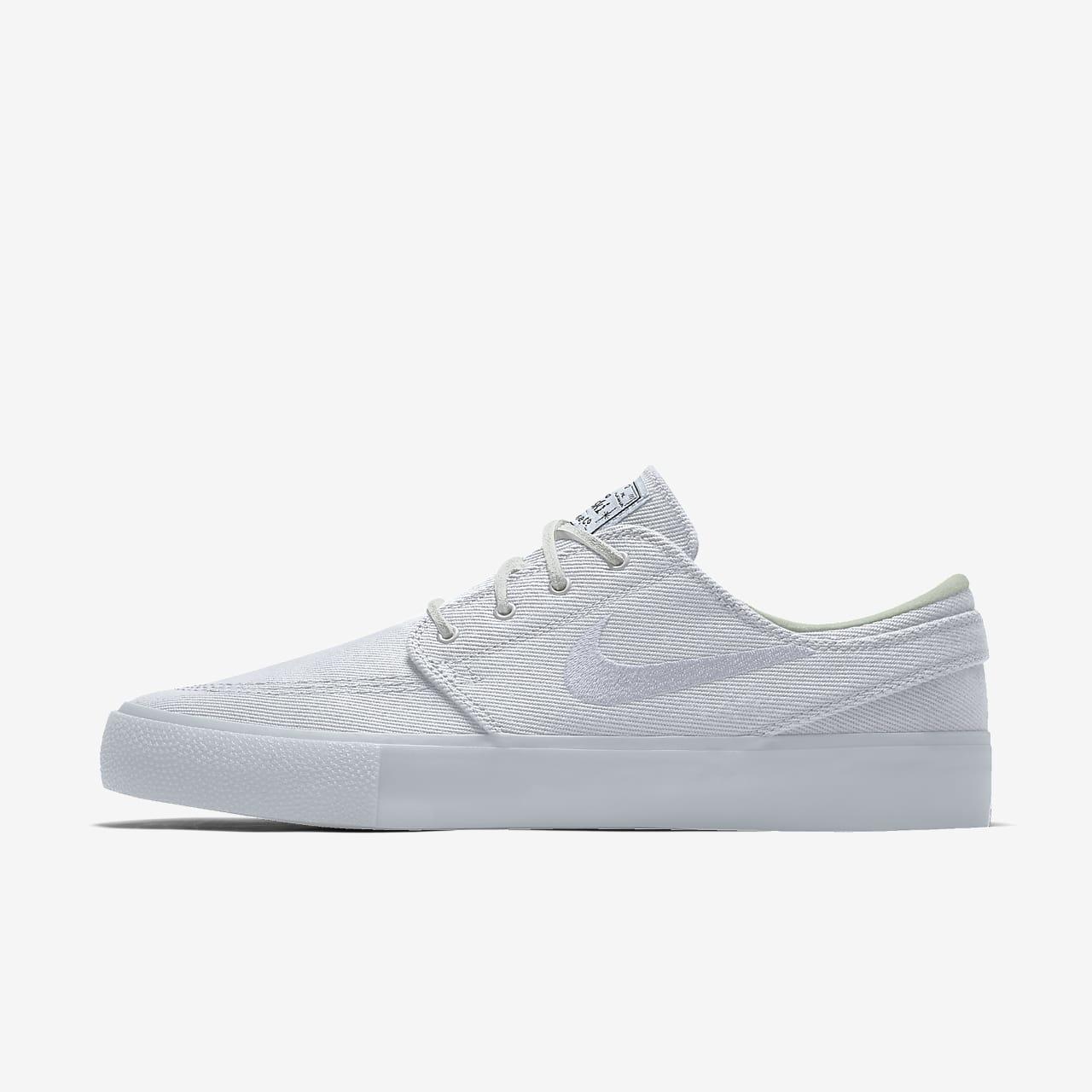 รองเท้าสเก็ตบอร์ดออกแบบเอง Nike SB Zoom Stefan Janoski RM By You