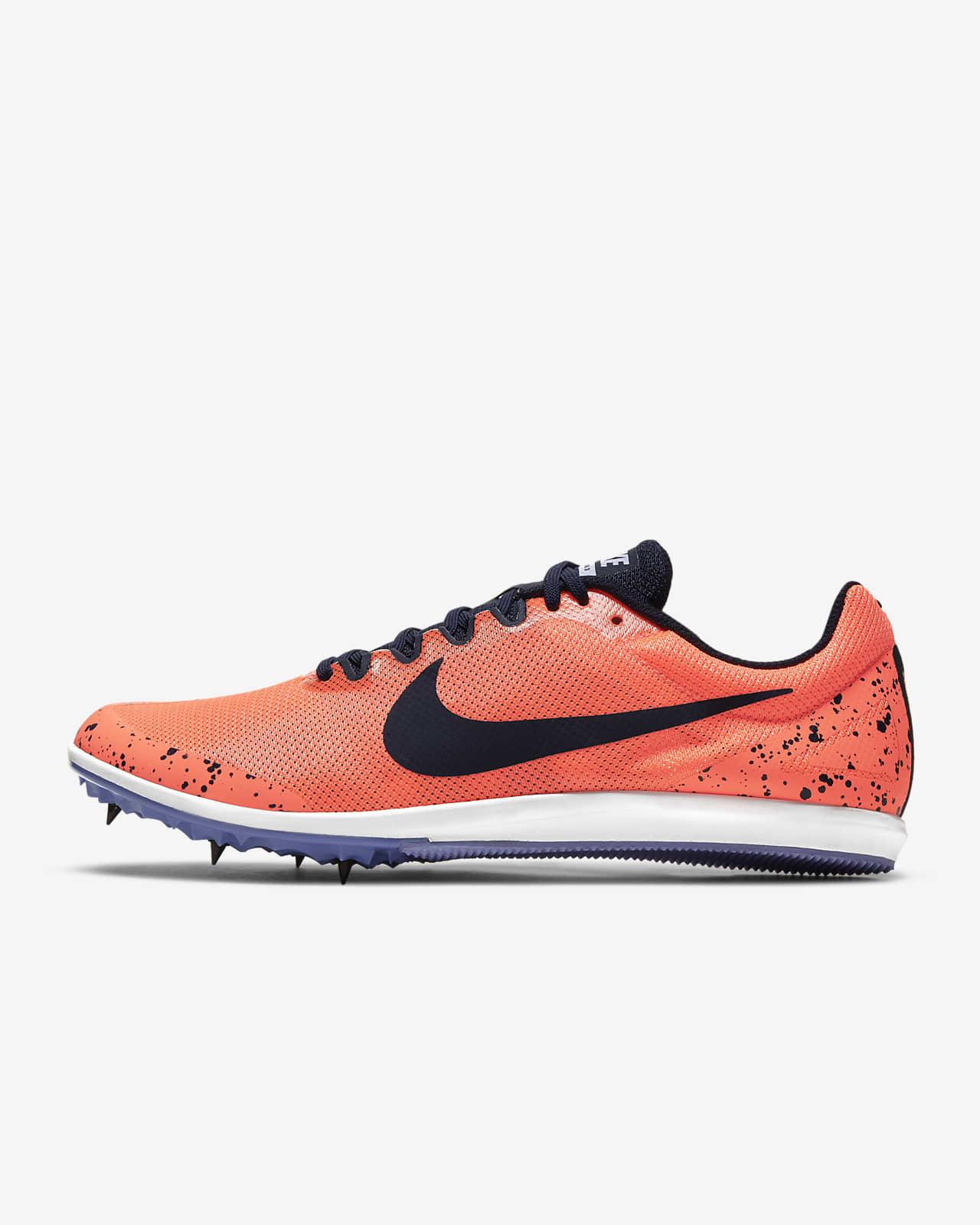 Nike Zoom Rival D 10 piggsko til distanseløping
