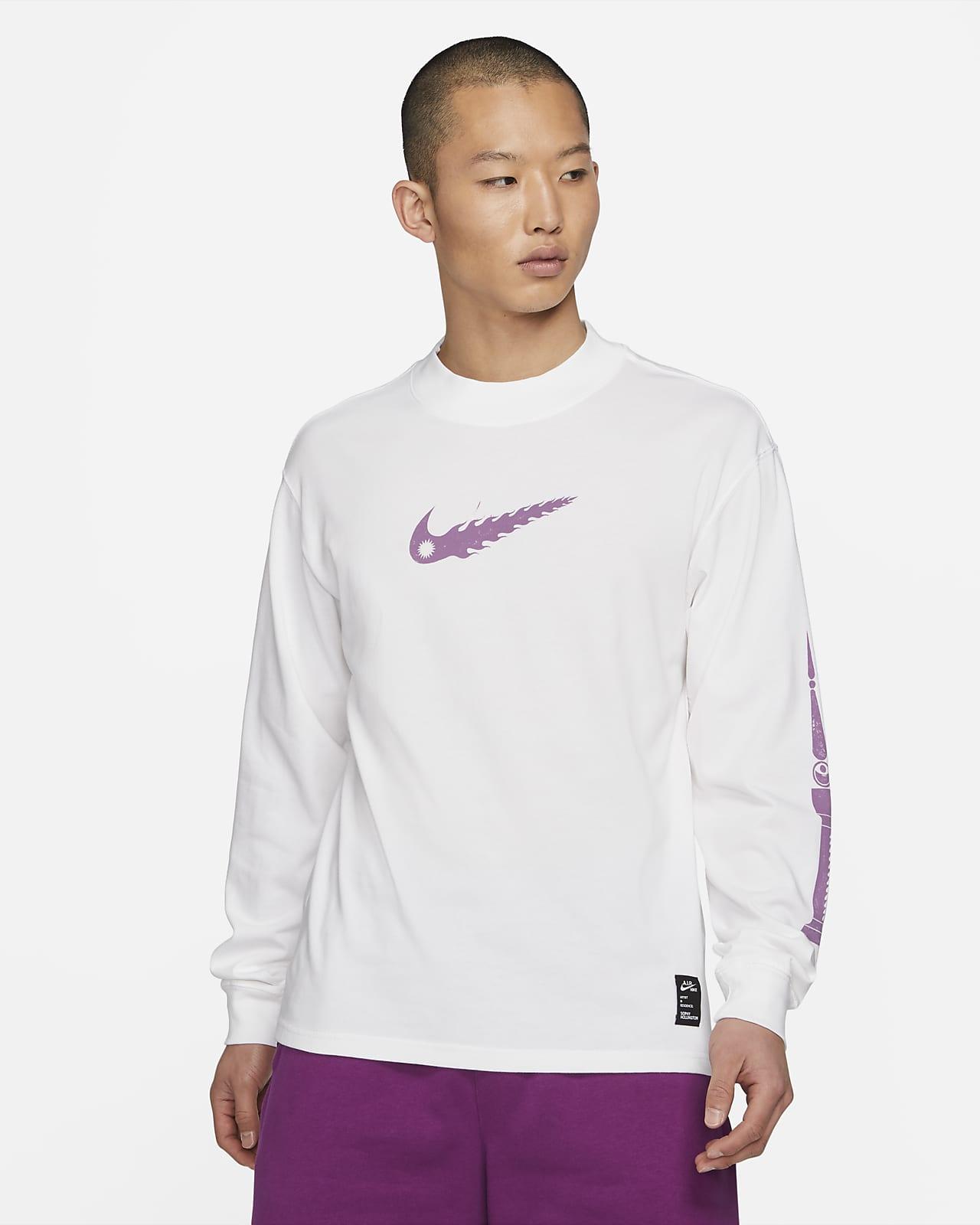 Nike Sportswear 男款長袖 T 恤