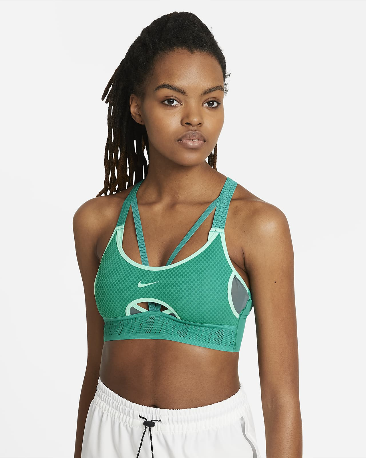Nike Indy UltraBreathe Women's Light-Support Sports Bra
