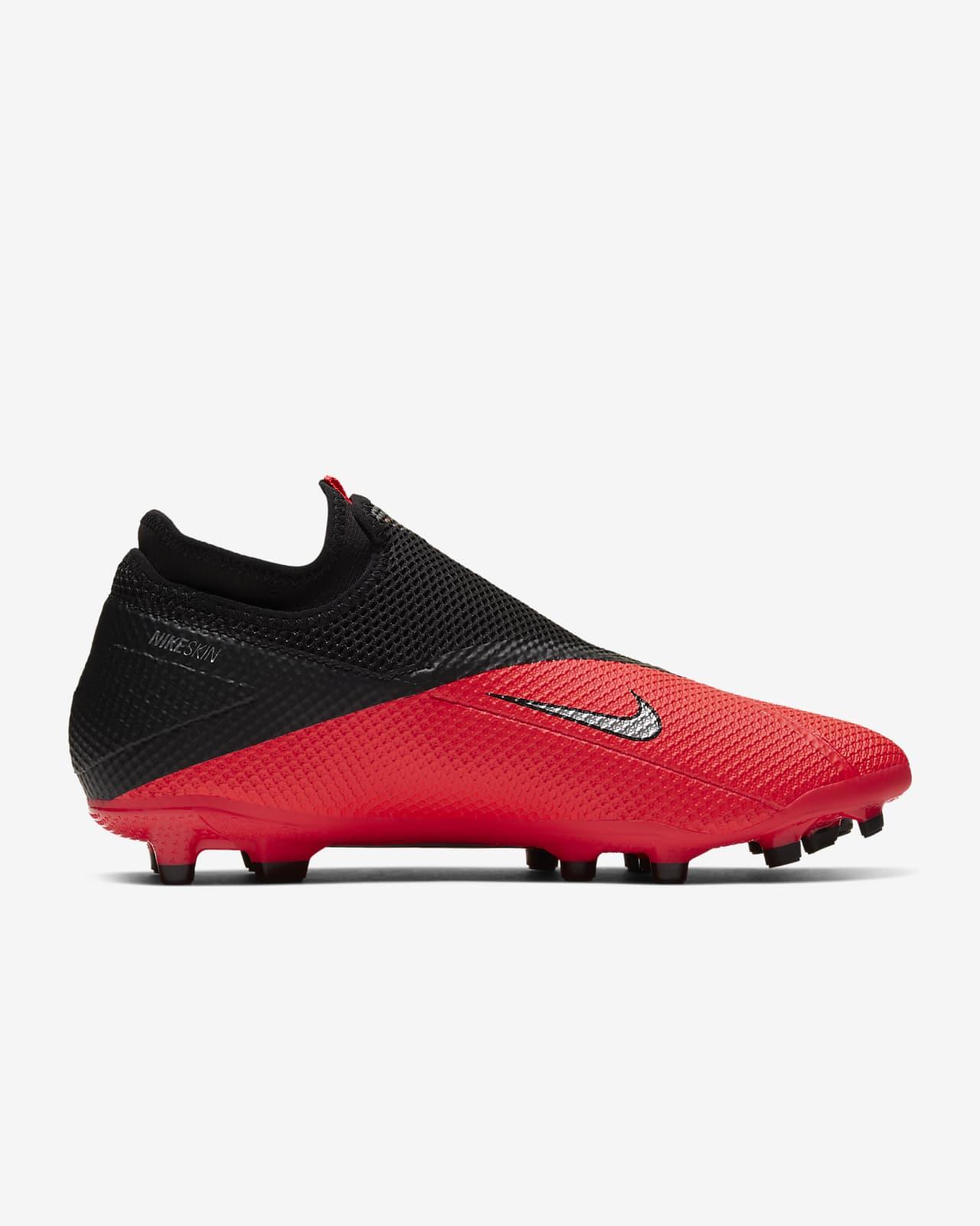 Viajero Obediente Por encima de la cabeza y el hombro  Nike Phantom Vision 2 Academy Dynamic Fit MG Multi-Ground Football Boot. Nike  ID