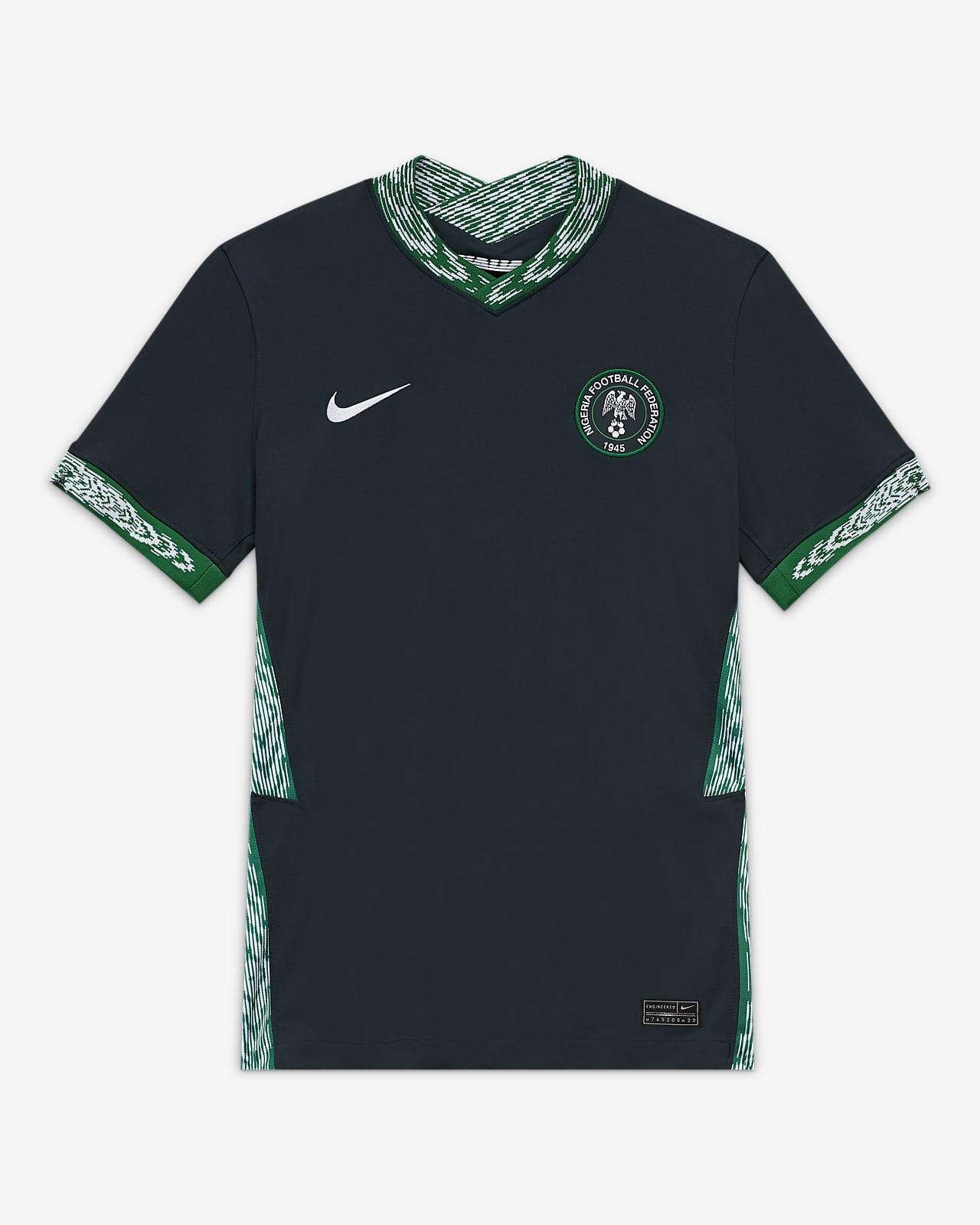 Maillot de football Nigeria 2020 Stadium Extérieur pour Femme