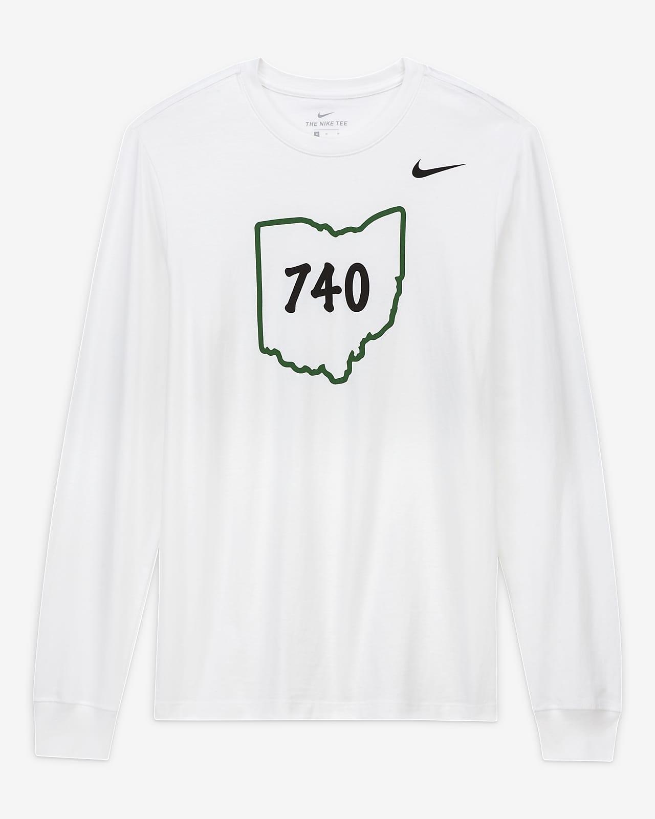 Playera para hombre Nike 740 Area Code