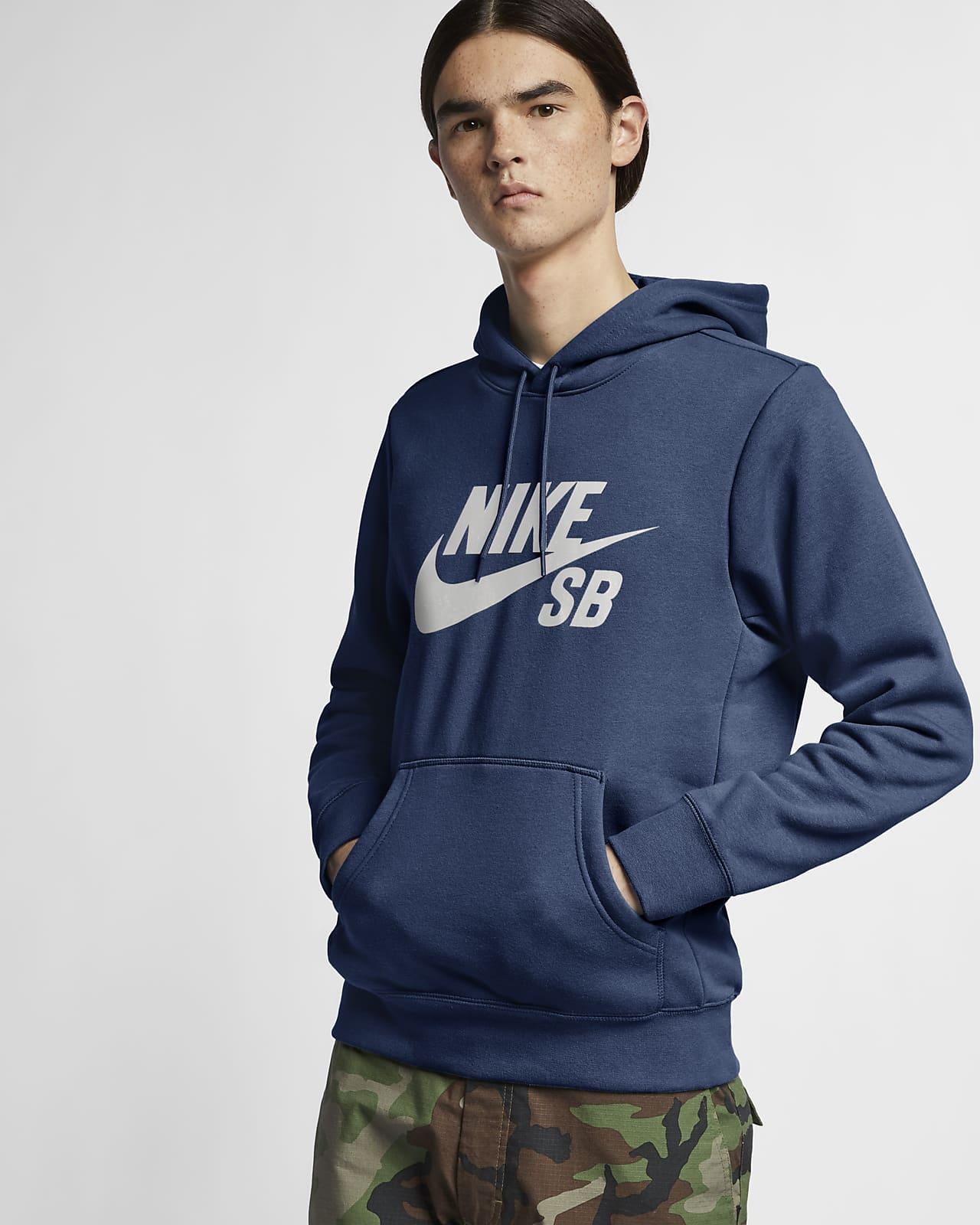 función Muscular localizar  Nike SB Icon Pullover Skate Hoodie. Nike CA