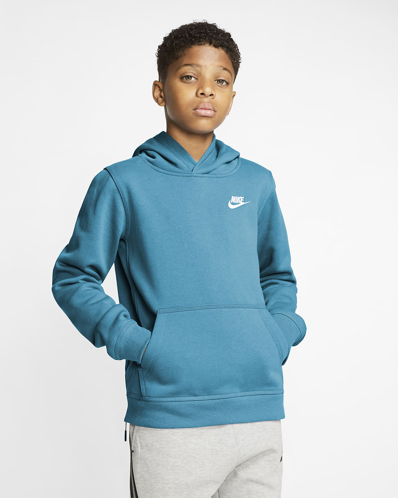 Nike Sportswear Club Hoodie voor kids