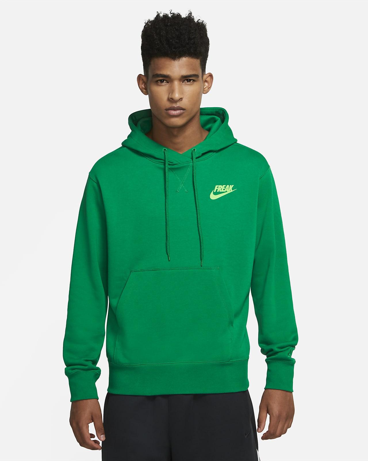 Giannis Men's Nike Pullover Hoodie. Nike MY