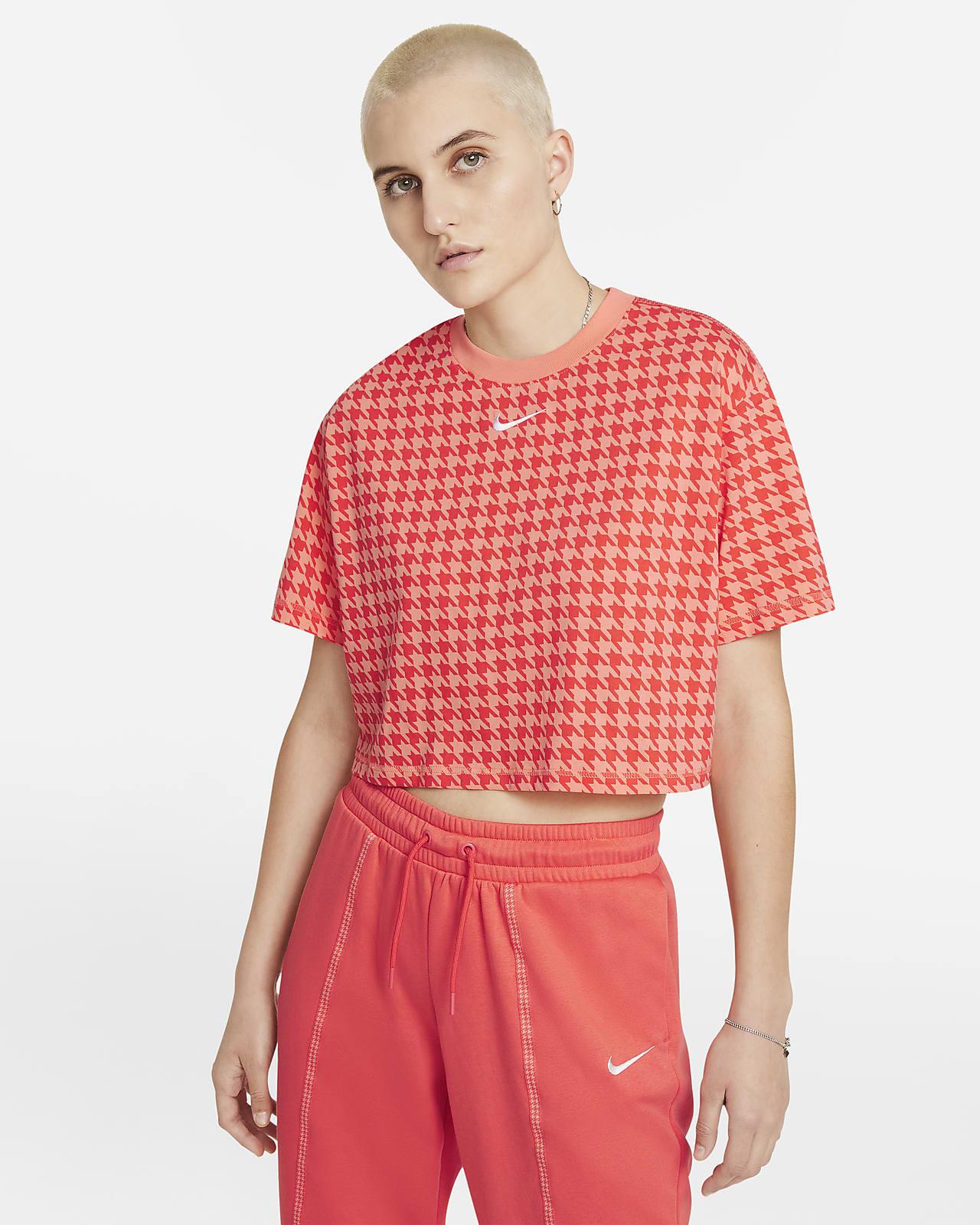 Nike Sportswear Icon Clash Women's Oversized Crop Top