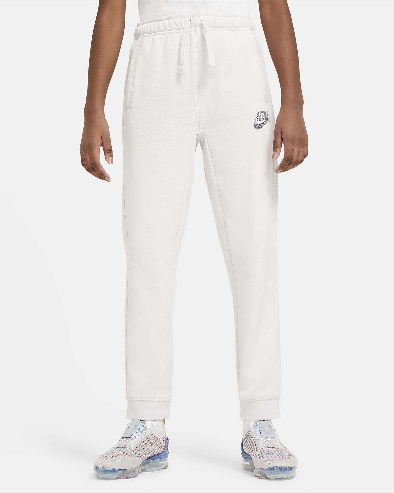 Pantalones para niños talla grande Nike Sportswear