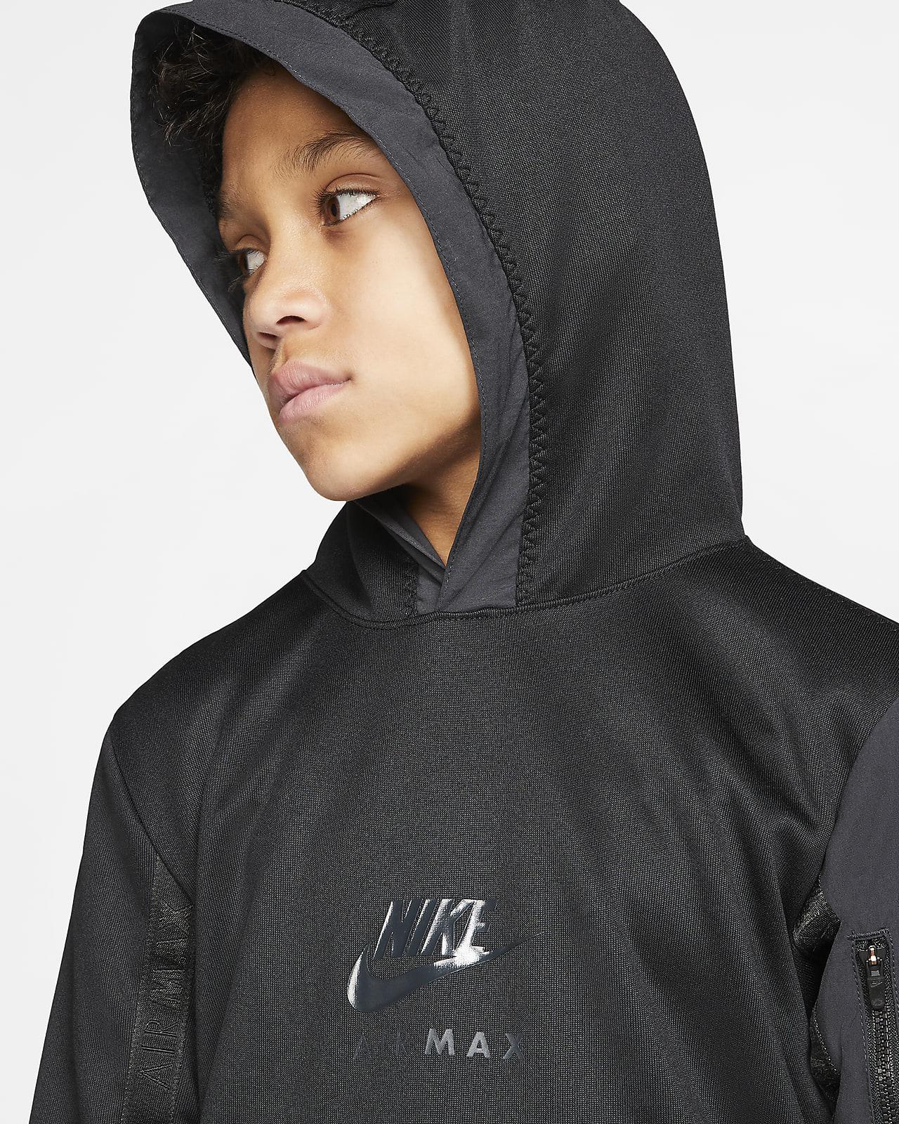 Sweat à capuche Nike Sportswear Air Max pour Enfant plus âgé