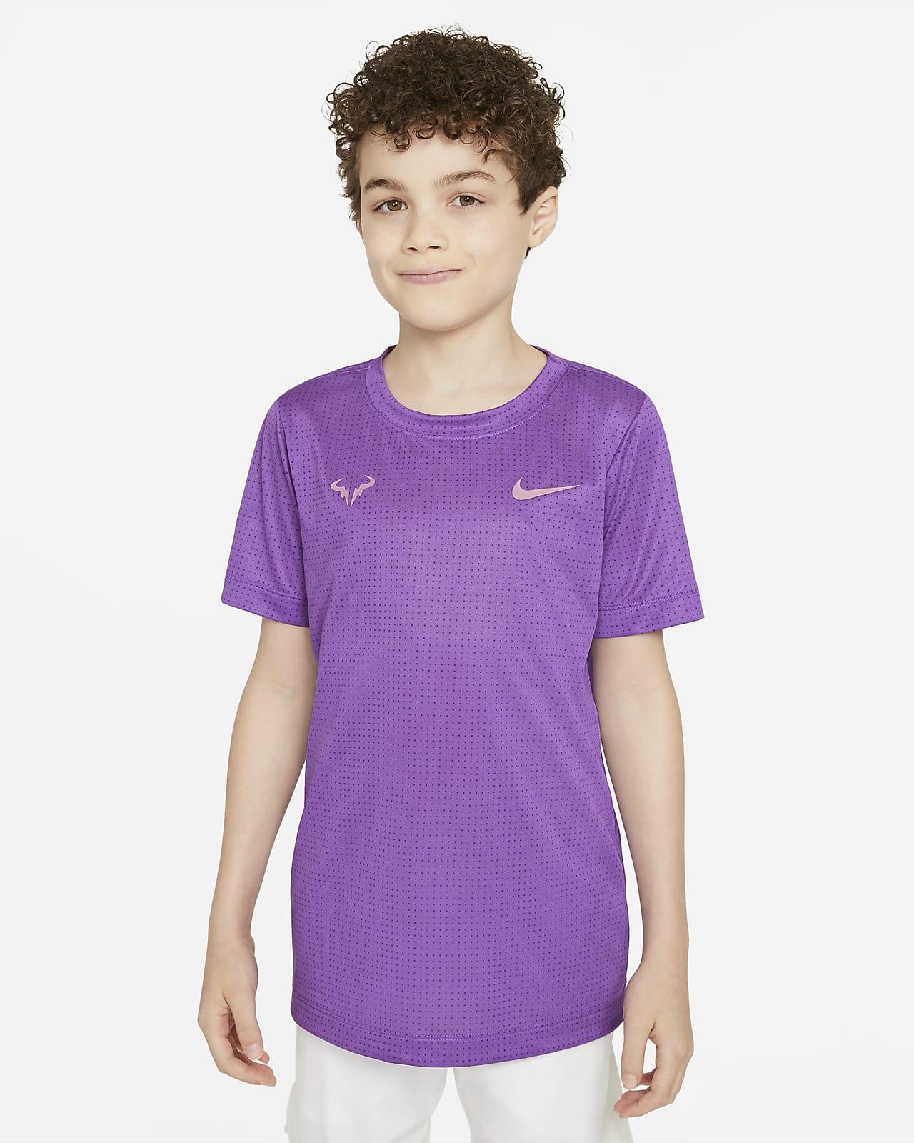 Rafa Older Kids' (Boys') Tennis T-Shirt
